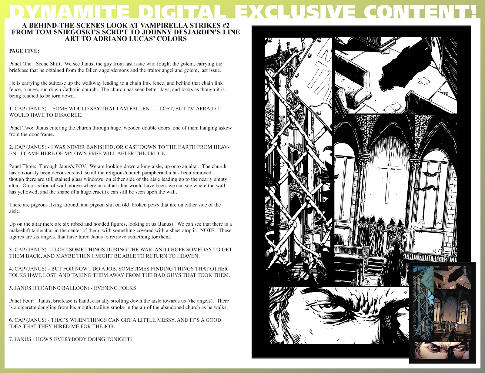 Read online Vampirella Strikes comic -  Issue #2 - 27