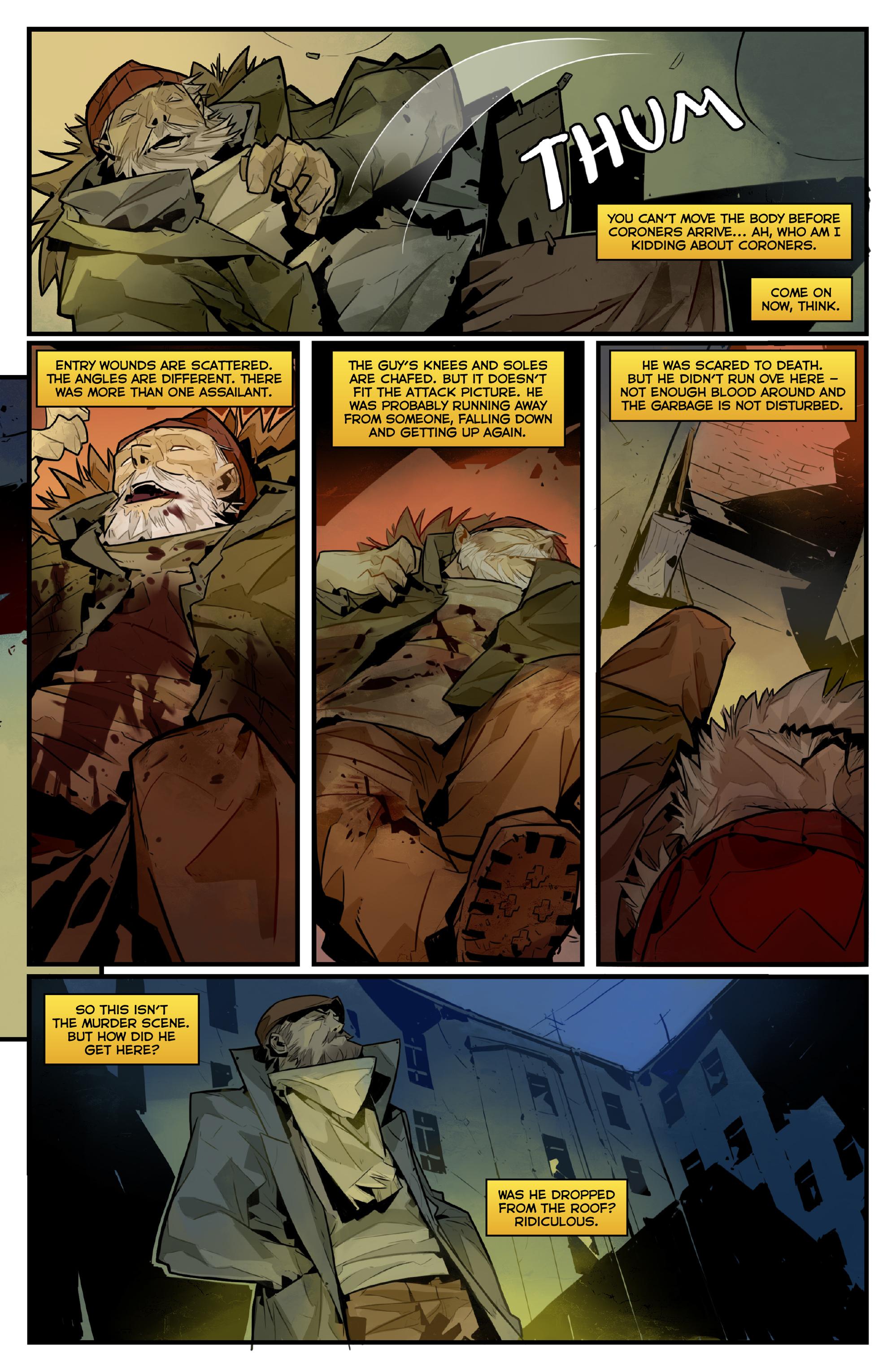 Read online Igor Grom comic -  Issue #4 - 20