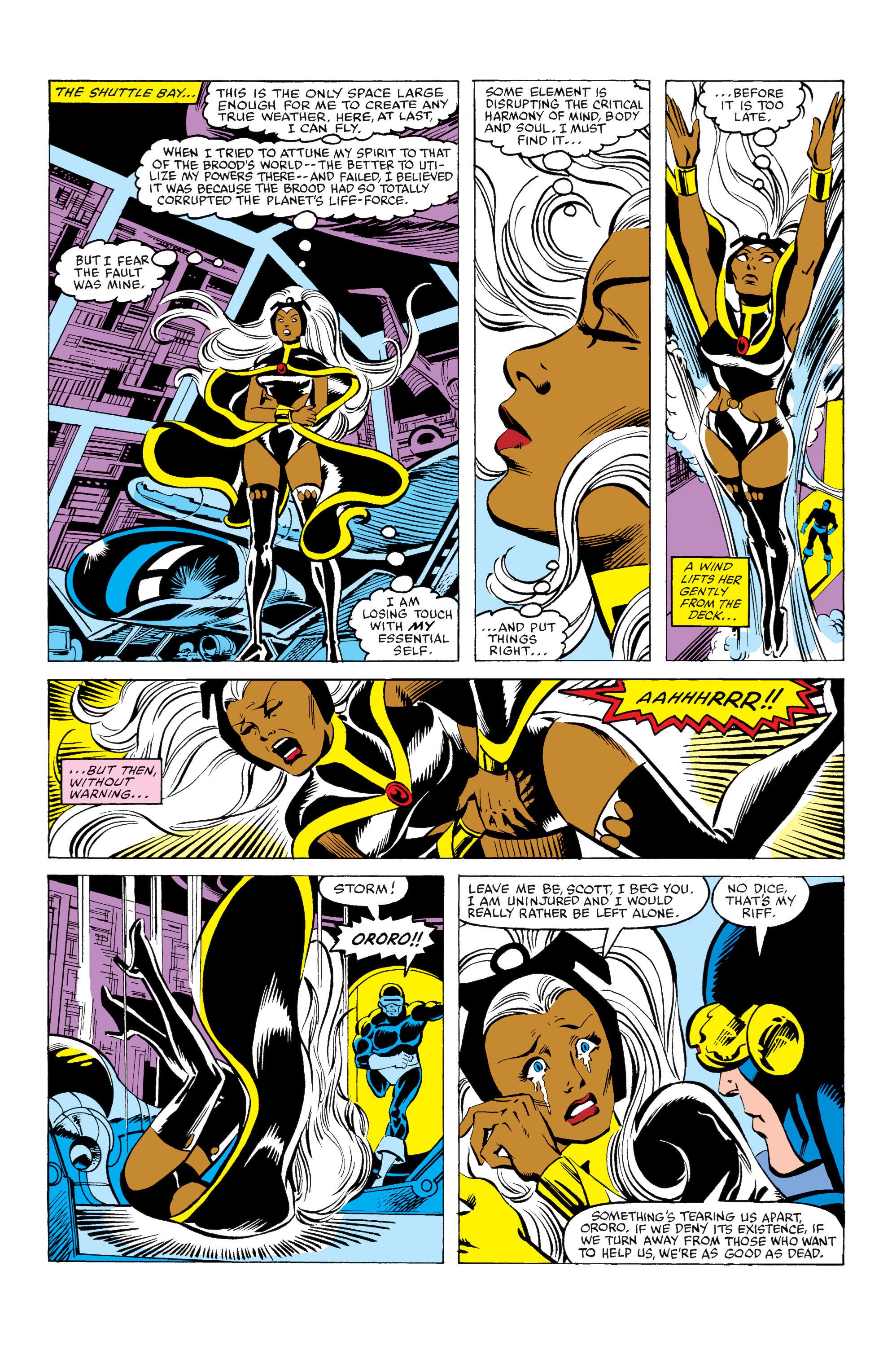 Read online Uncanny X-Men (1963) comic -  Issue #164 - 19
