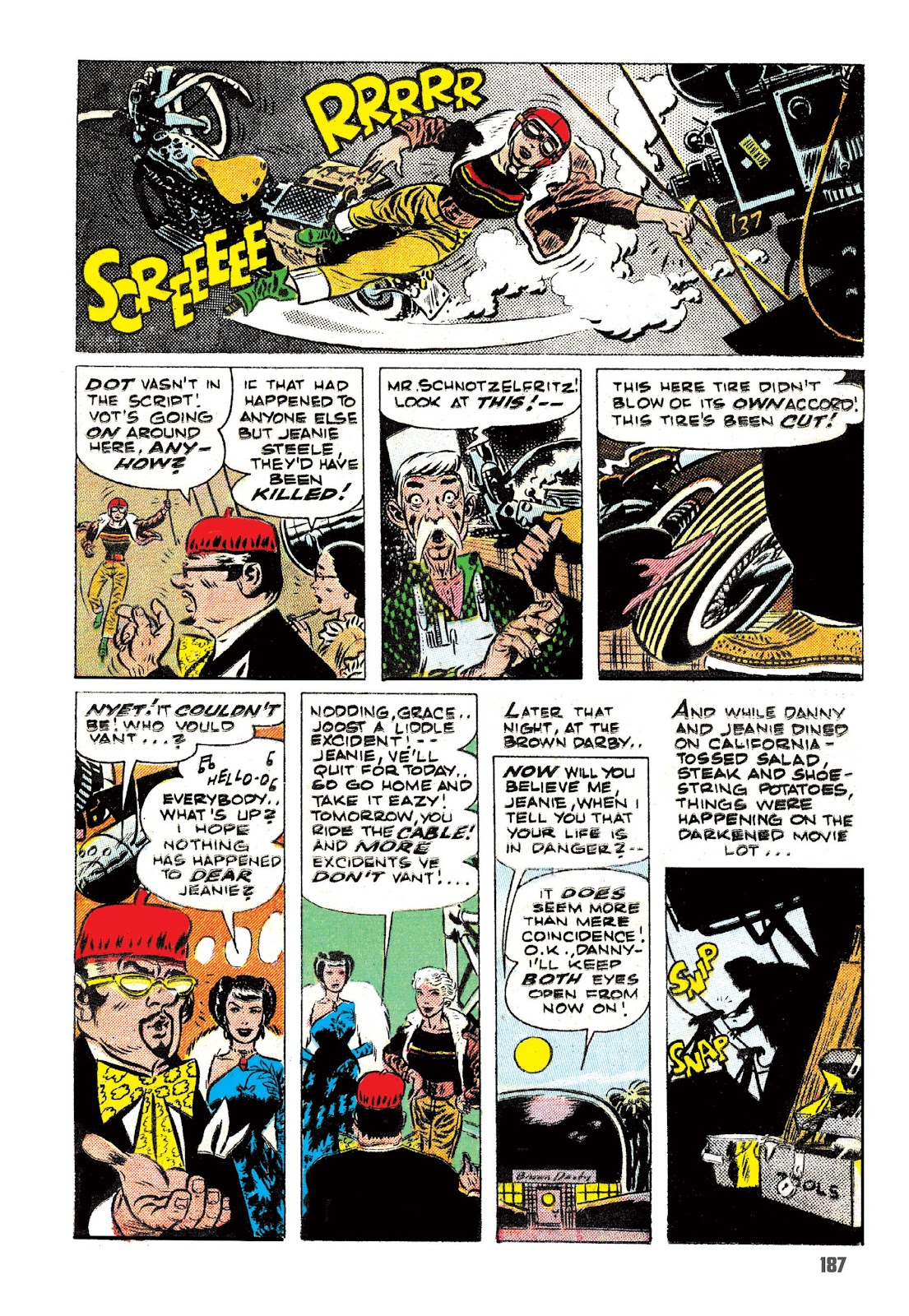 Read online The Joe Kubert Archives comic -  Issue # TPB (Part 2) - 98