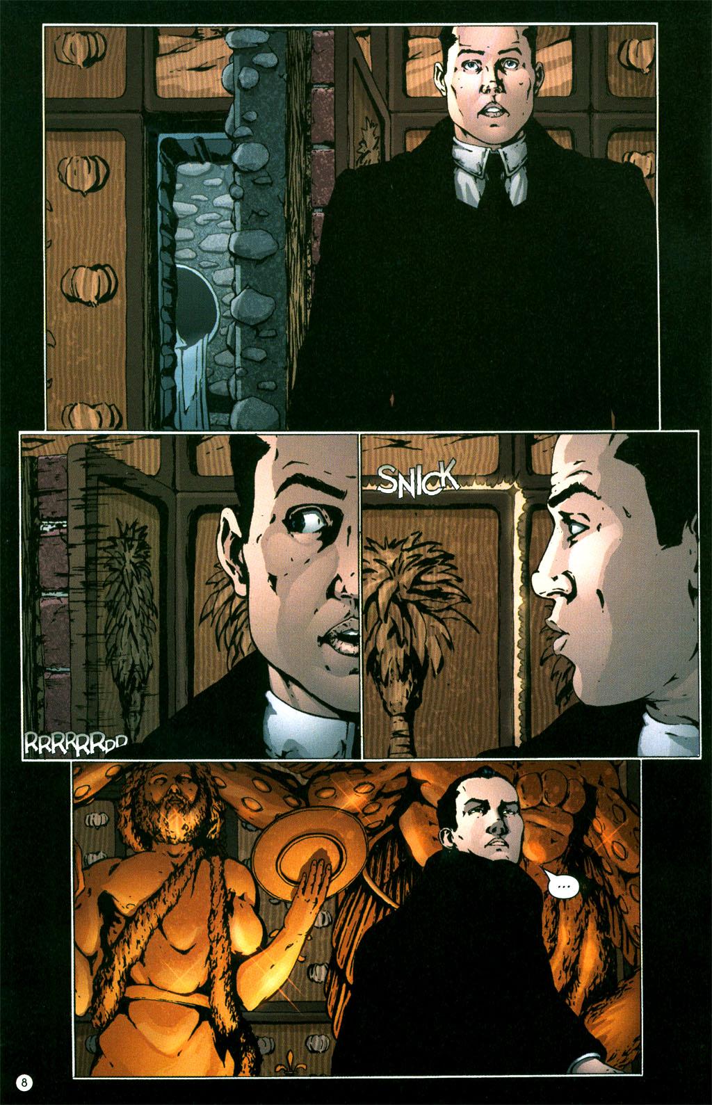 Read online Rex Mundi comic -  Issue #5 - 10