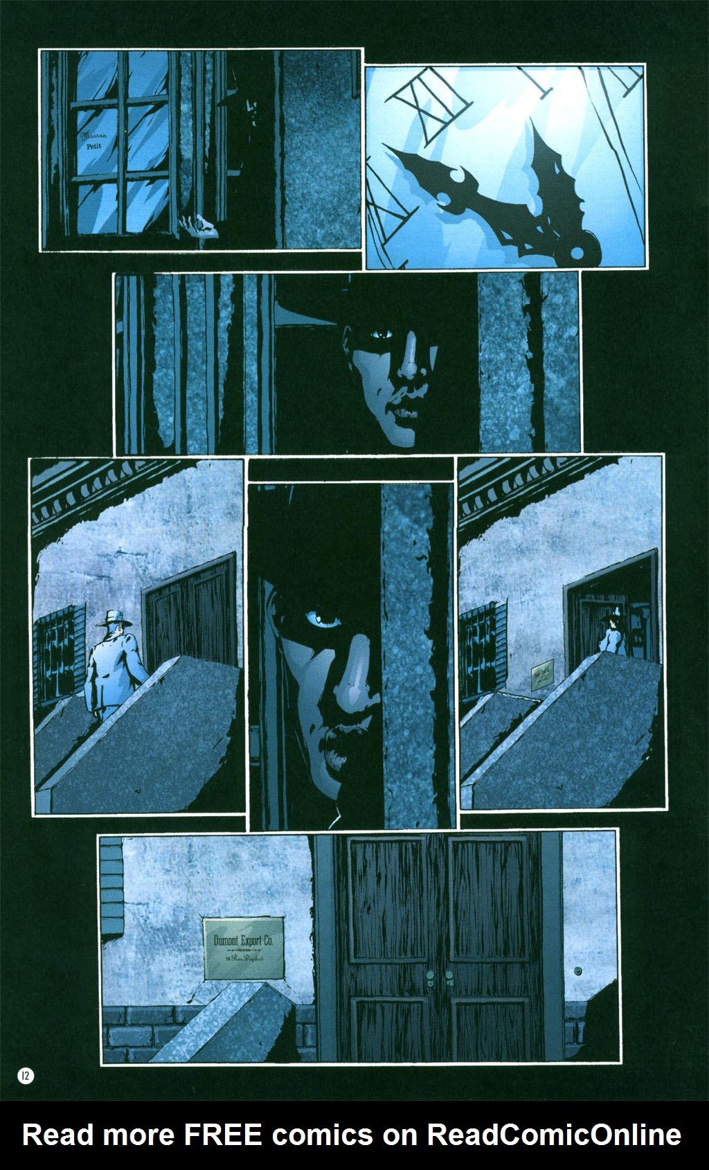 Read online Rex Mundi comic -  Issue #4 - 14