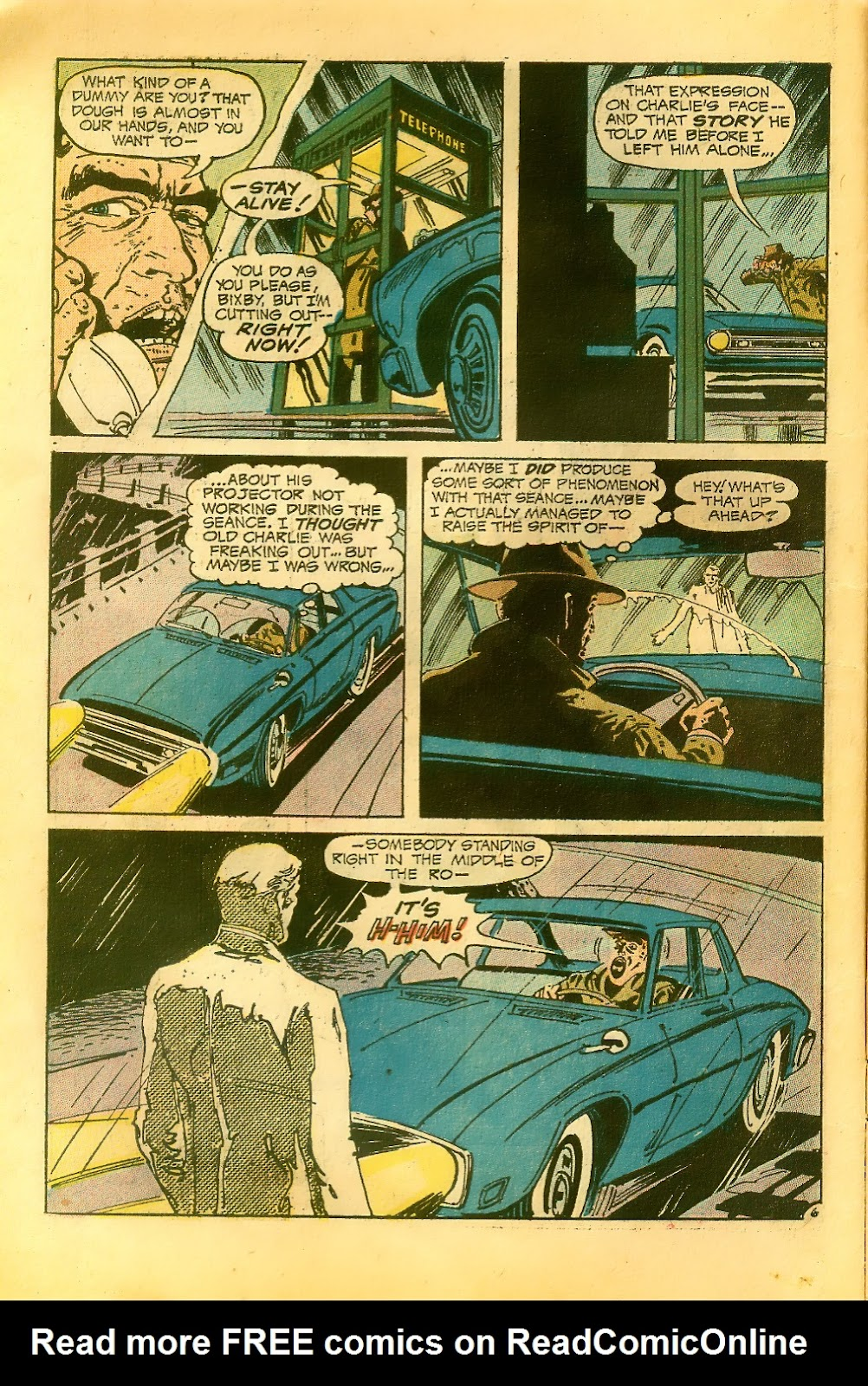 Weird Mystery Tales issue 7 - Page 10