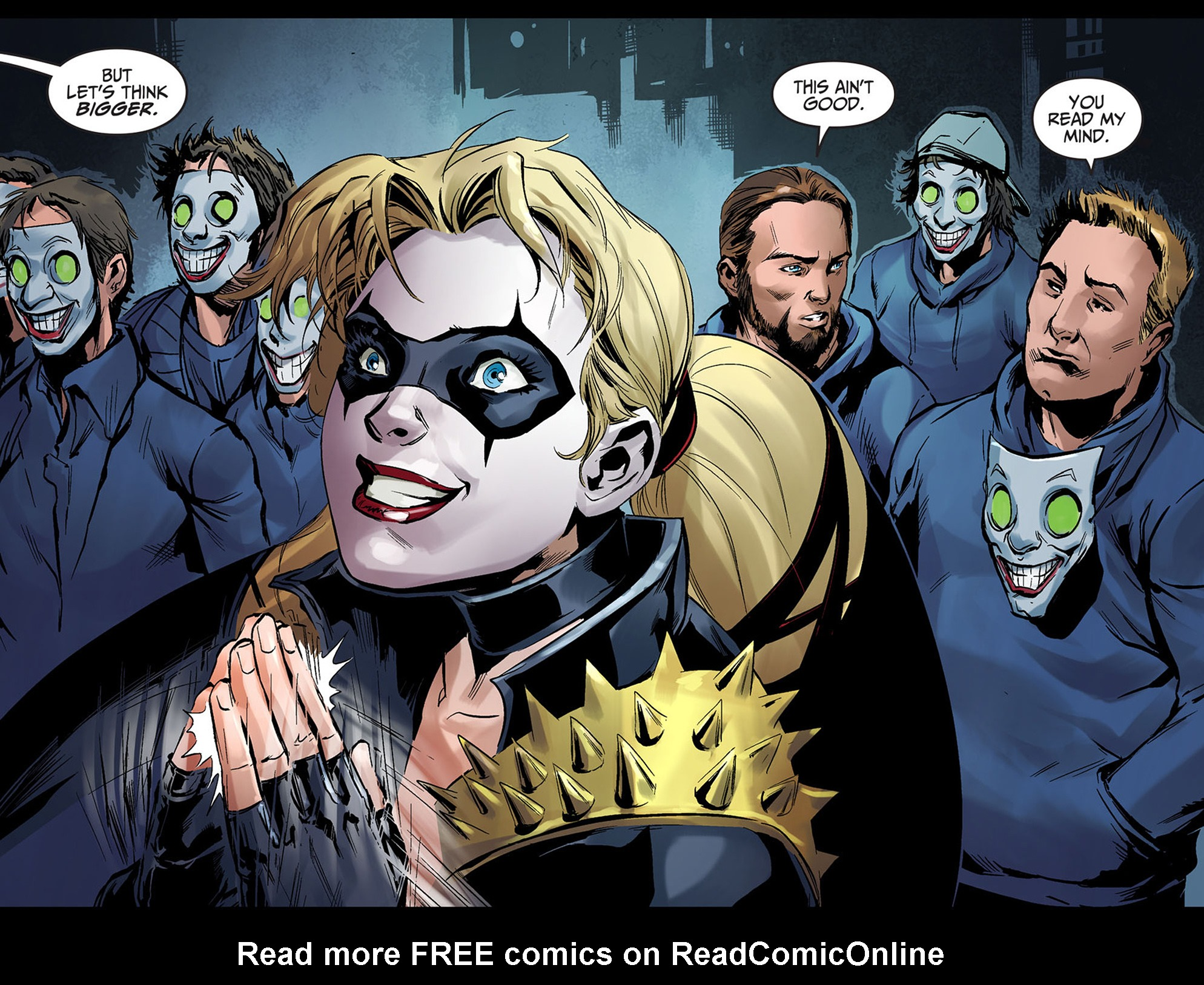 Read online Injustice: Ground Zero comic -  Issue #5 - 17