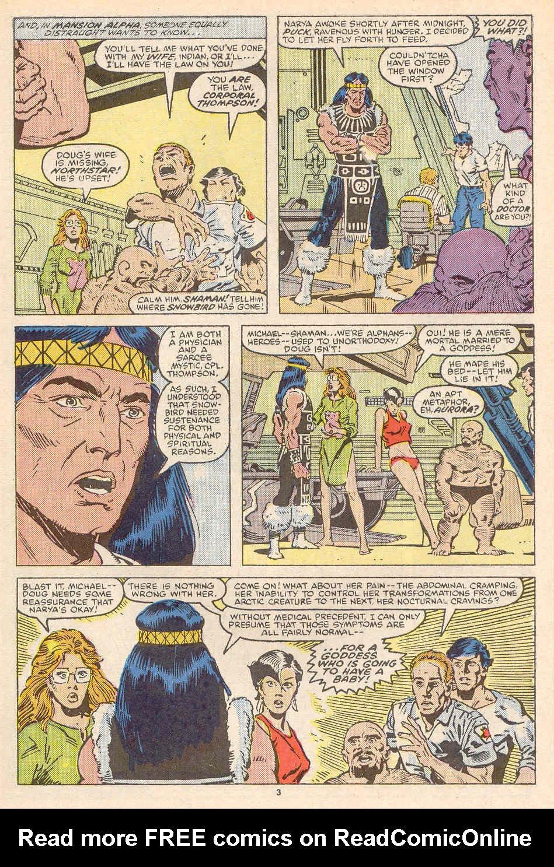 Read online Alpha Flight (1983) comic -  Issue #36 - 4