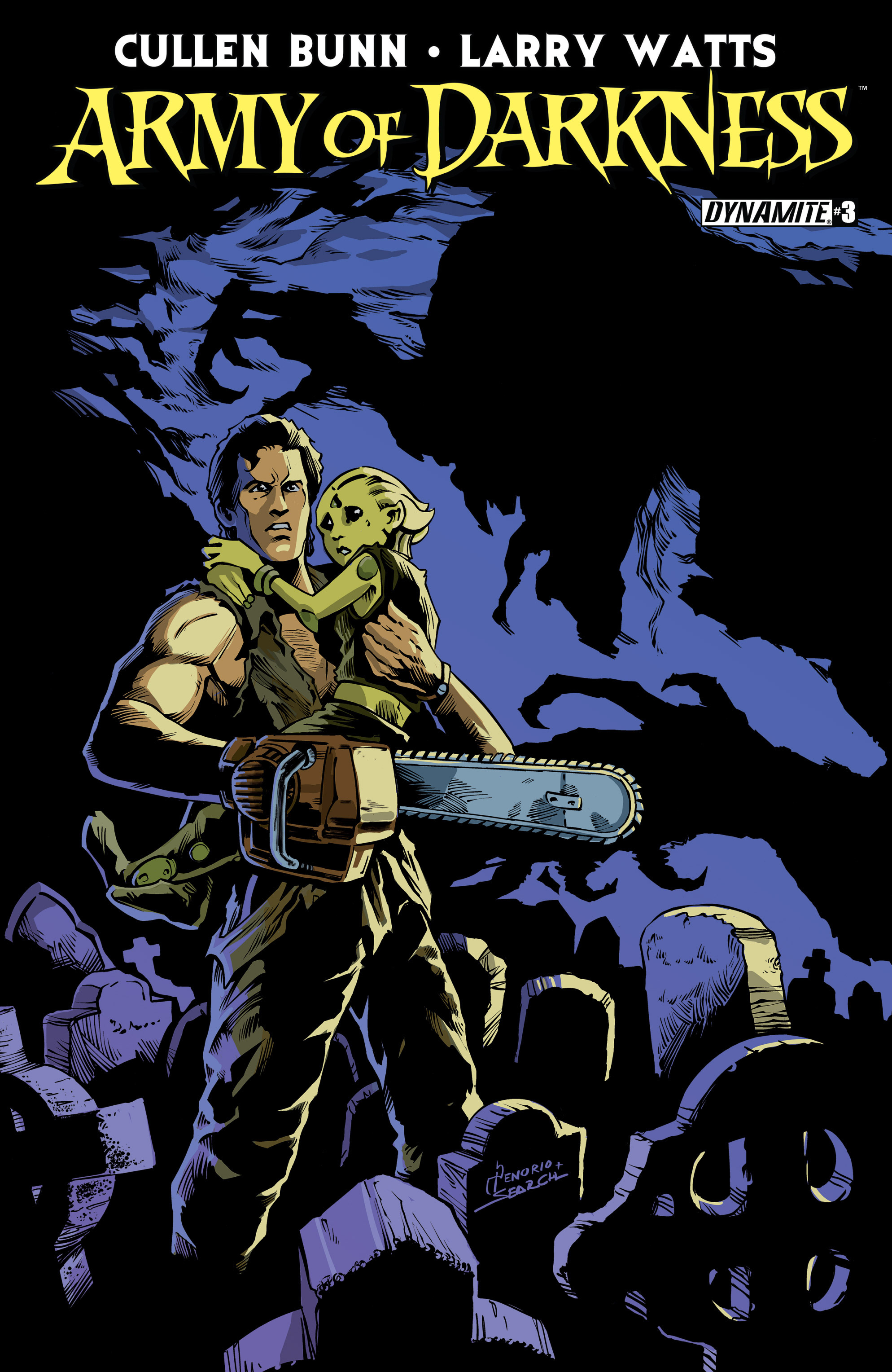 Read online Army of Darkness (2014) comic -  Issue #3 - 3