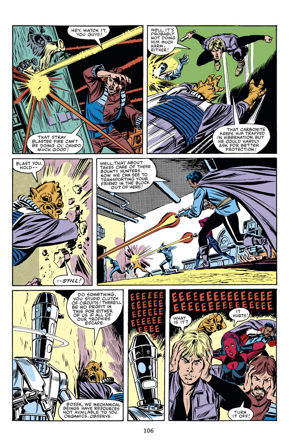 Read online Star Wars Omnibus comic -  Issue # Vol. 18 - 97