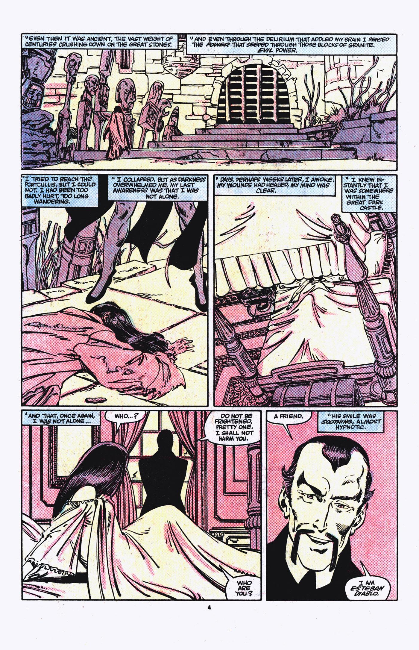 Read online Alpha Flight (1983) comic -  Issue #21 - 5