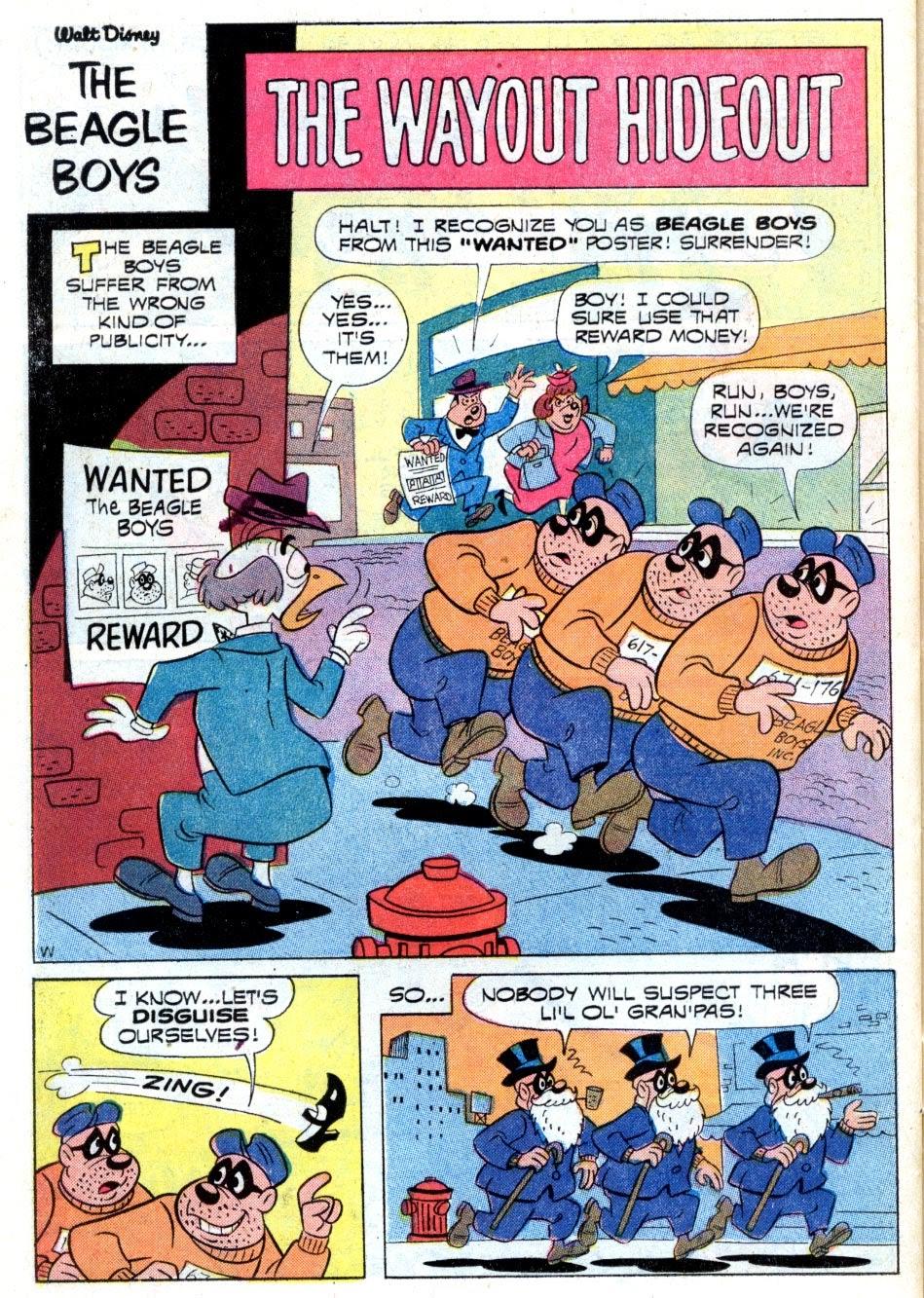 Walt Disney THE BEAGLE BOYS issue 15 - Page 42