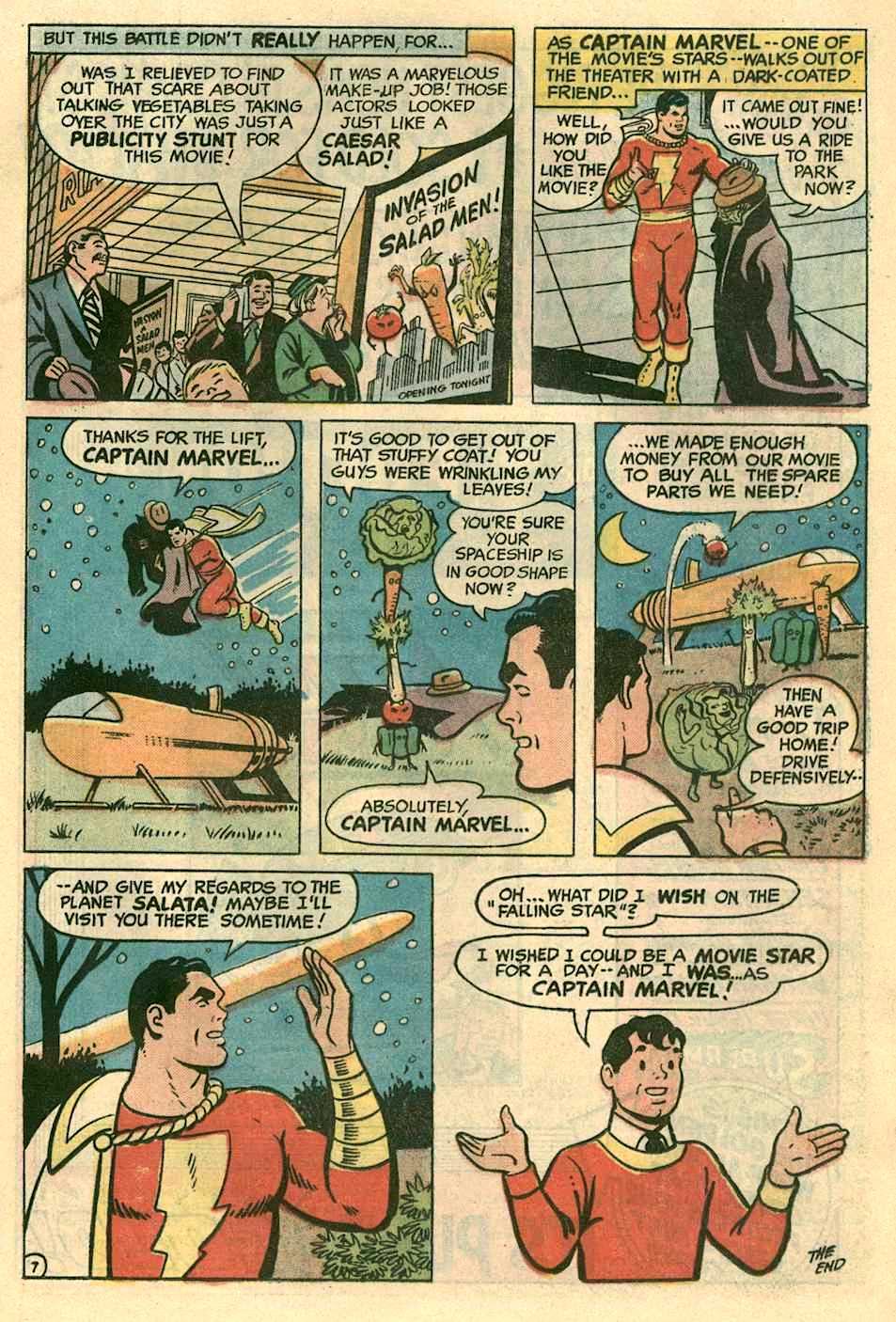 Read online Shazam! (1973) comic -  Issue #10 - 8