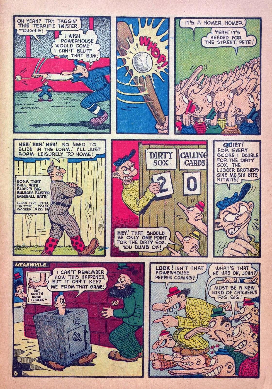 Read online Joker Comics comic -  Issue #7 - 61