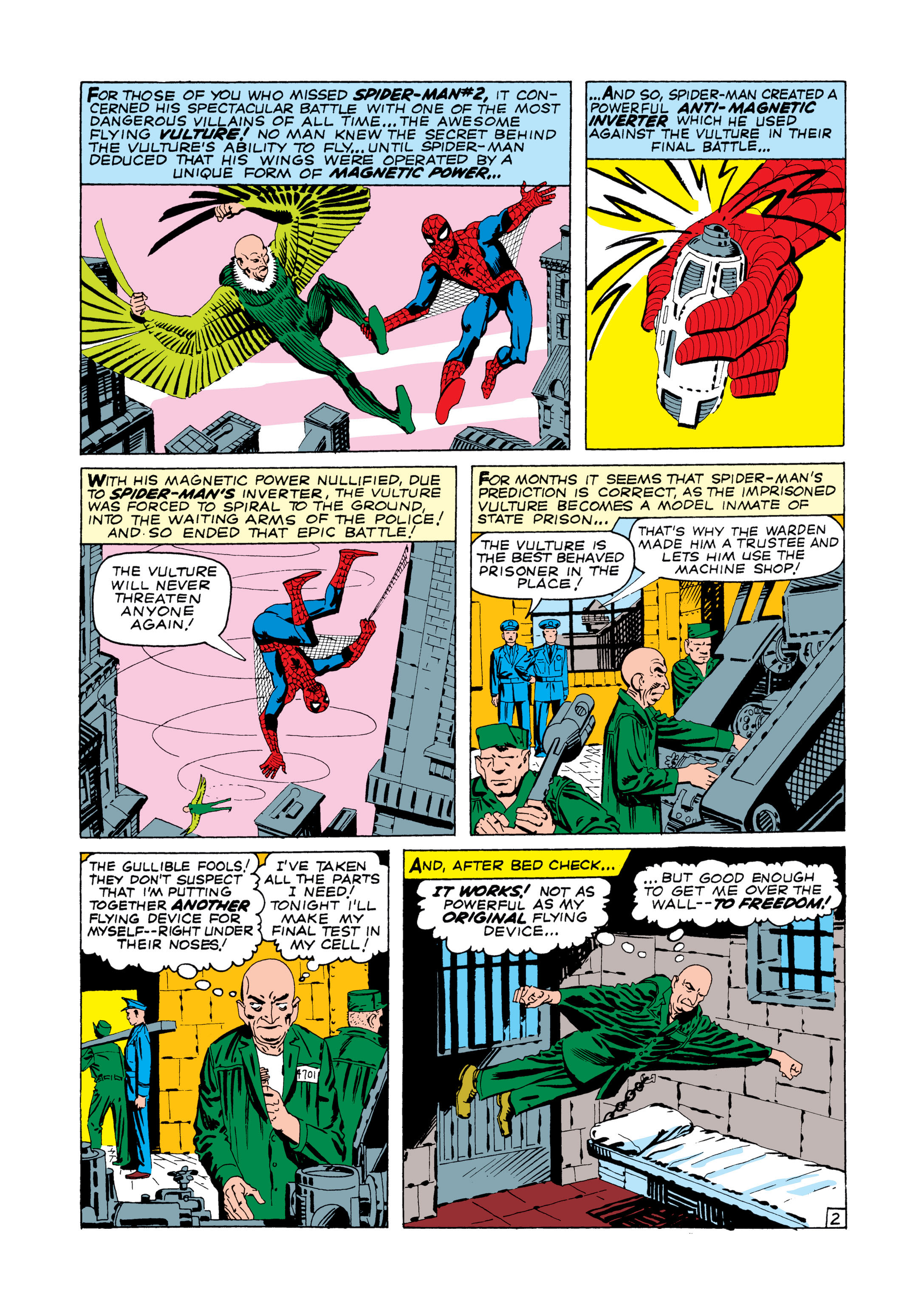 The Amazing Spider-Man (1963) 7 Page 2
