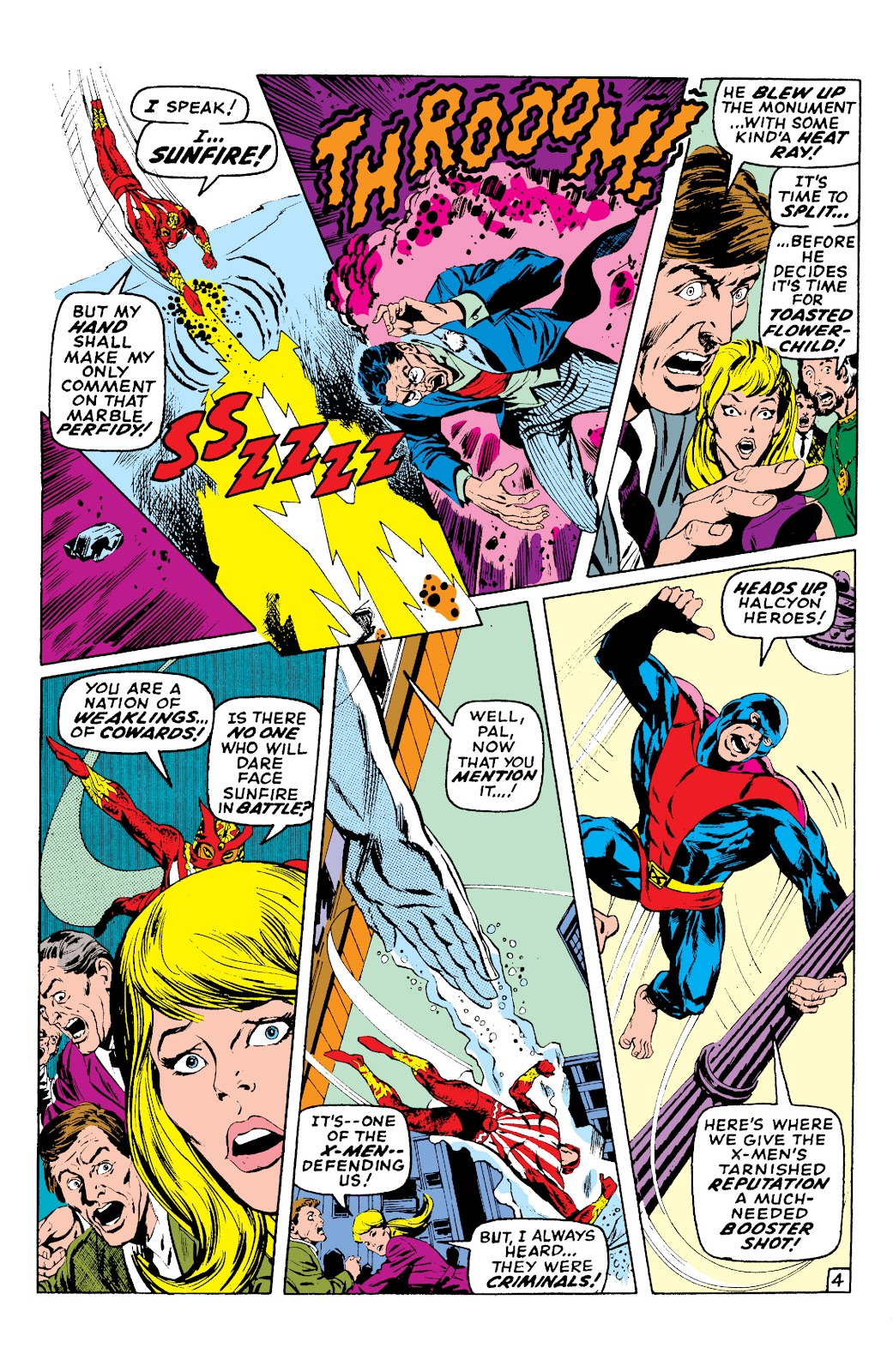 Uncanny X-Men (1963) issue 64 - Page 5
