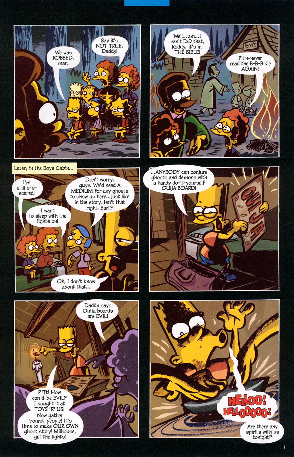 Read online Treehouse of Horror comic -  Issue #10 - 44