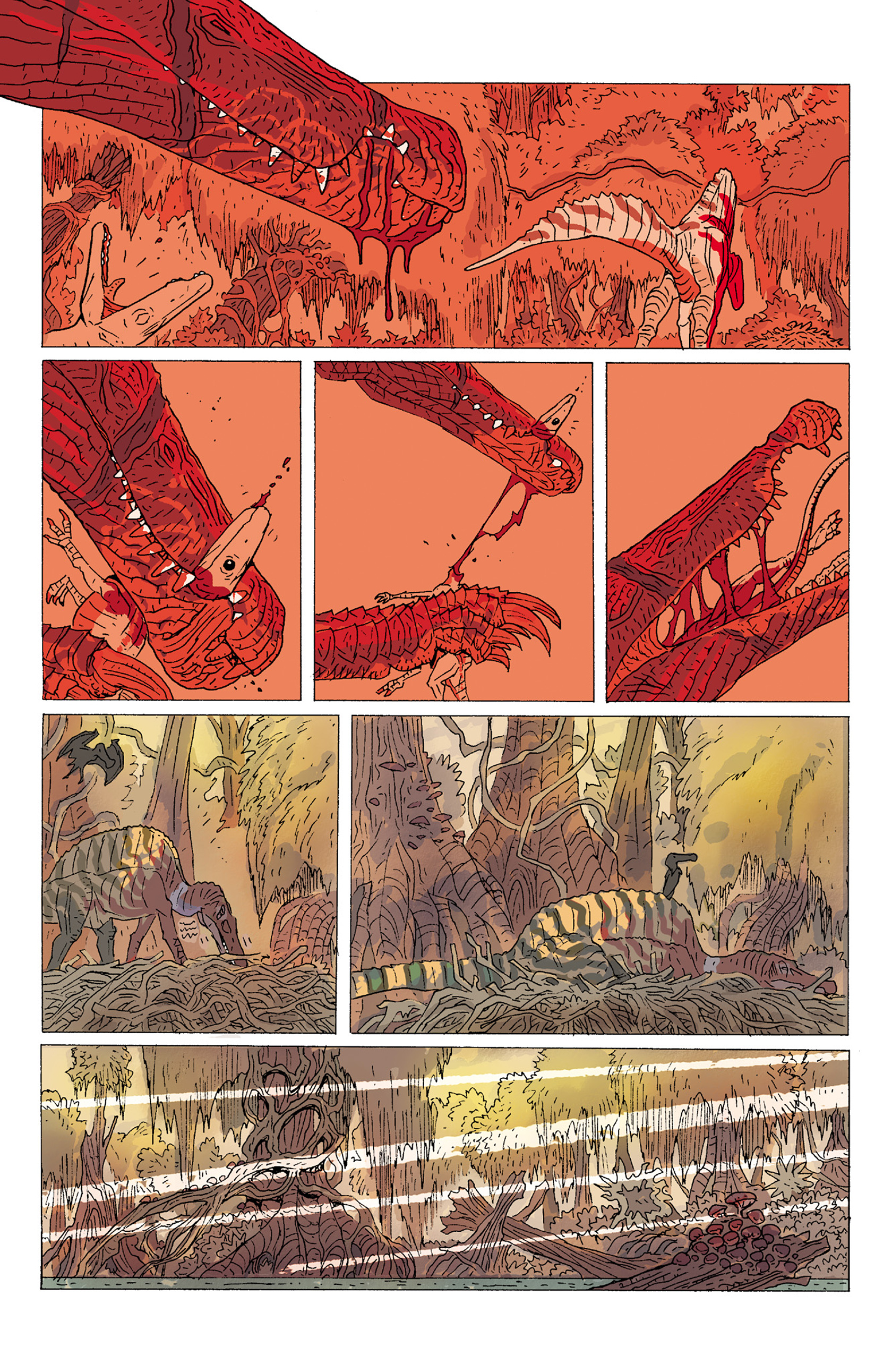 Read online Age of Reptiles: Ancient Egyptians comic -  Issue #2 - 26