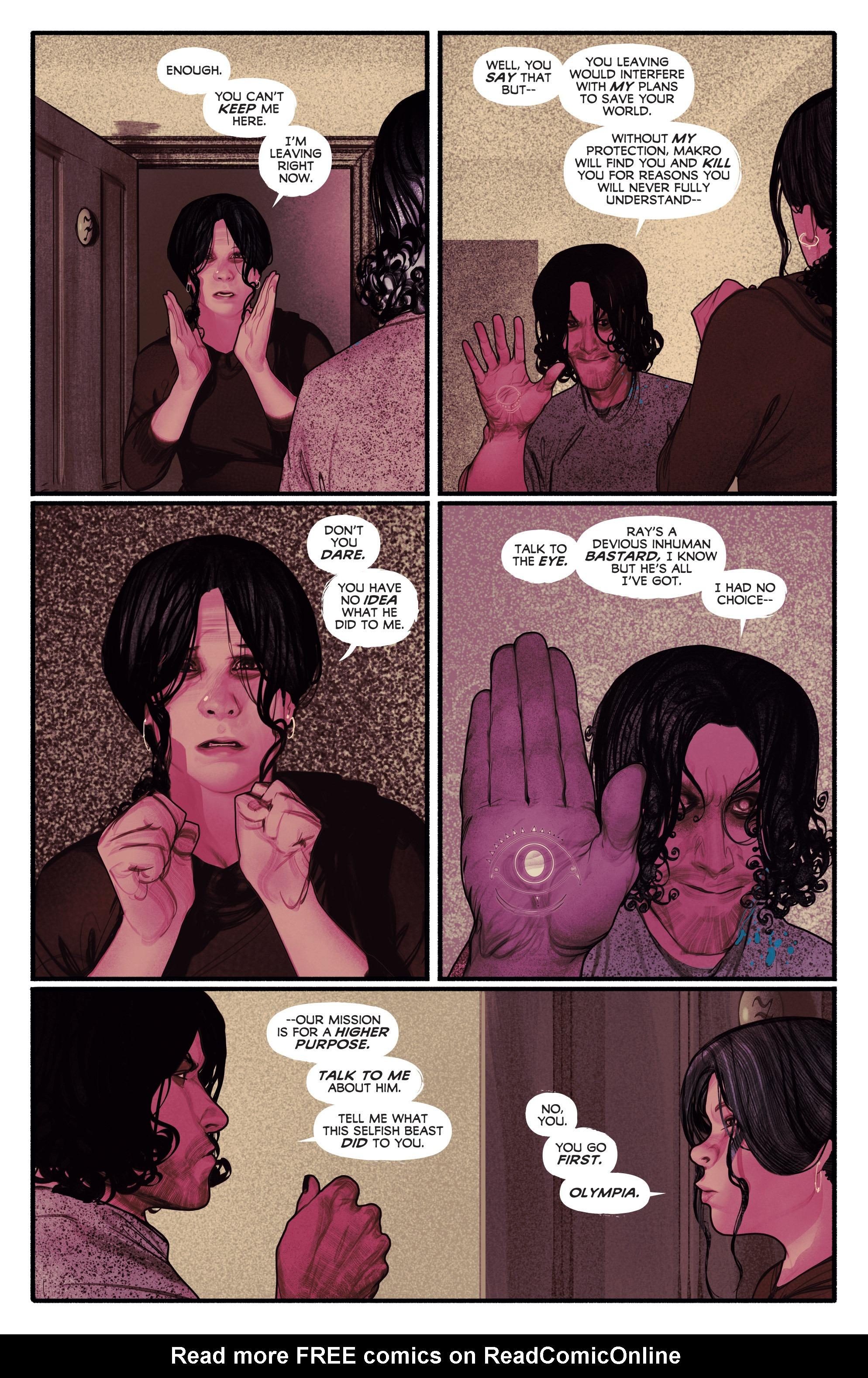 Read online Annihilator comic -  Issue #4 - 19