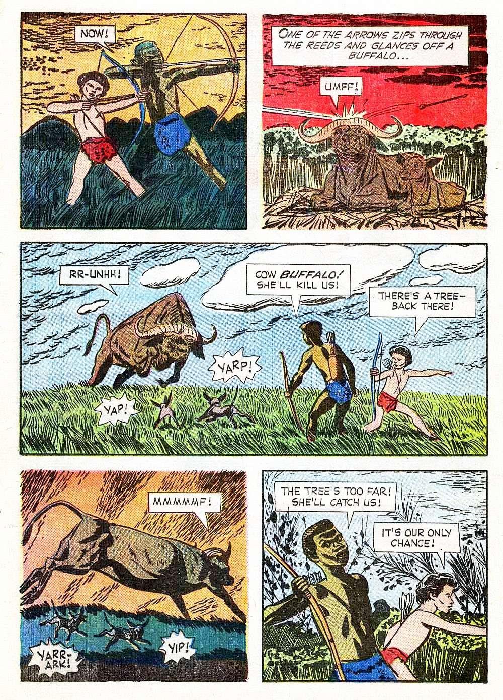 Tarzan (1962) issue 136 - Page 20