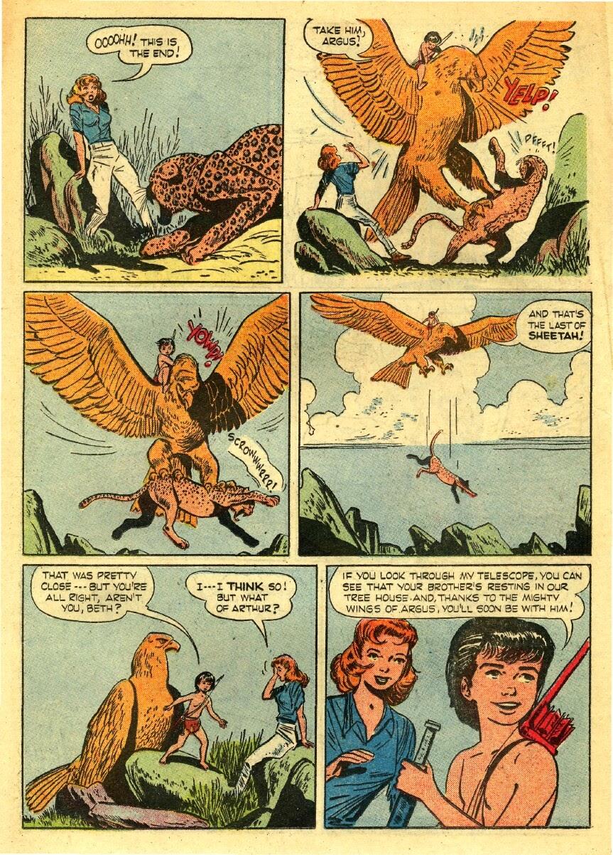 Tarzan (1948) issue 56 - Page 26