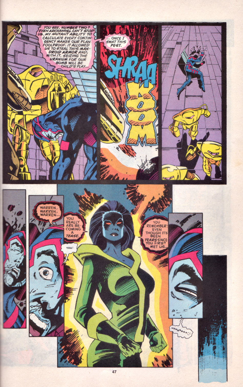 Read online Uncanny X-Men (1963) comic -  Issue # _Annual 16 - 39