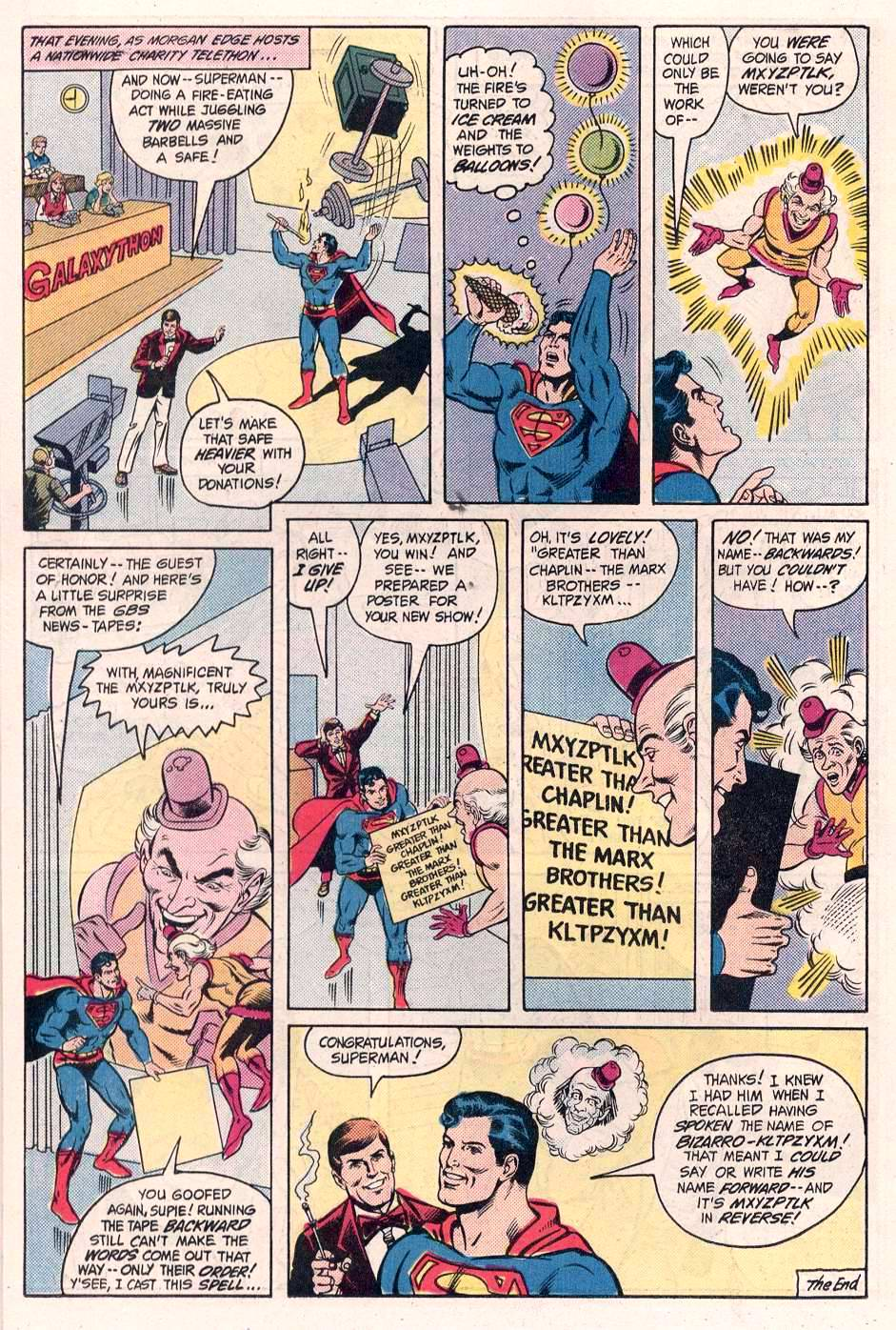Read online Action Comics (1938) comic -  Issue #563 - 17