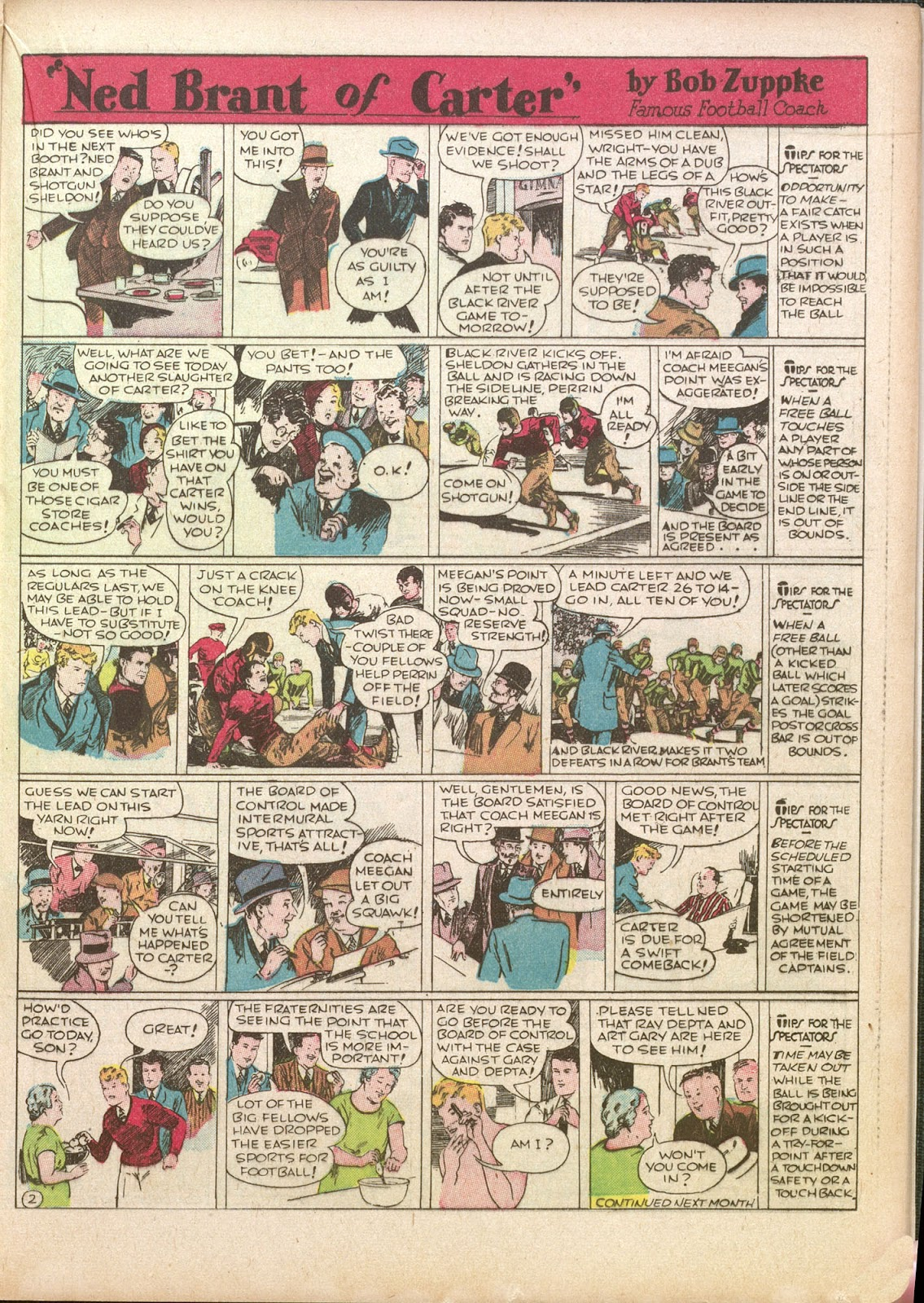 Read online Famous Funnies comic -  Issue #35 - 35
