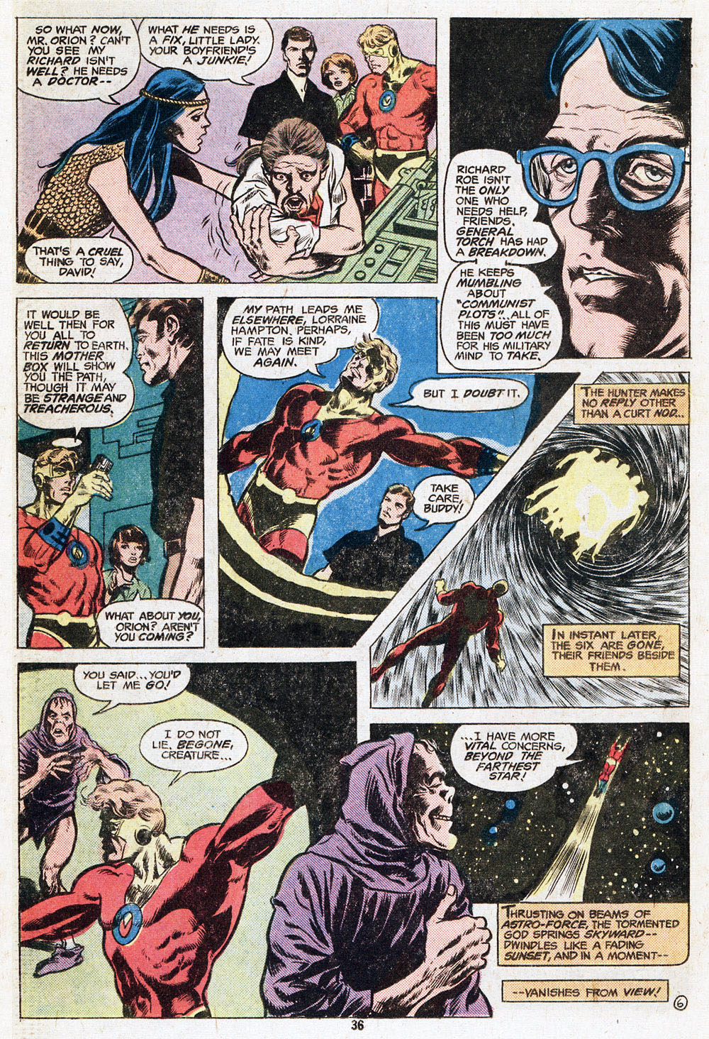Read online Adventure Comics (1938) comic -  Issue #459 - 37