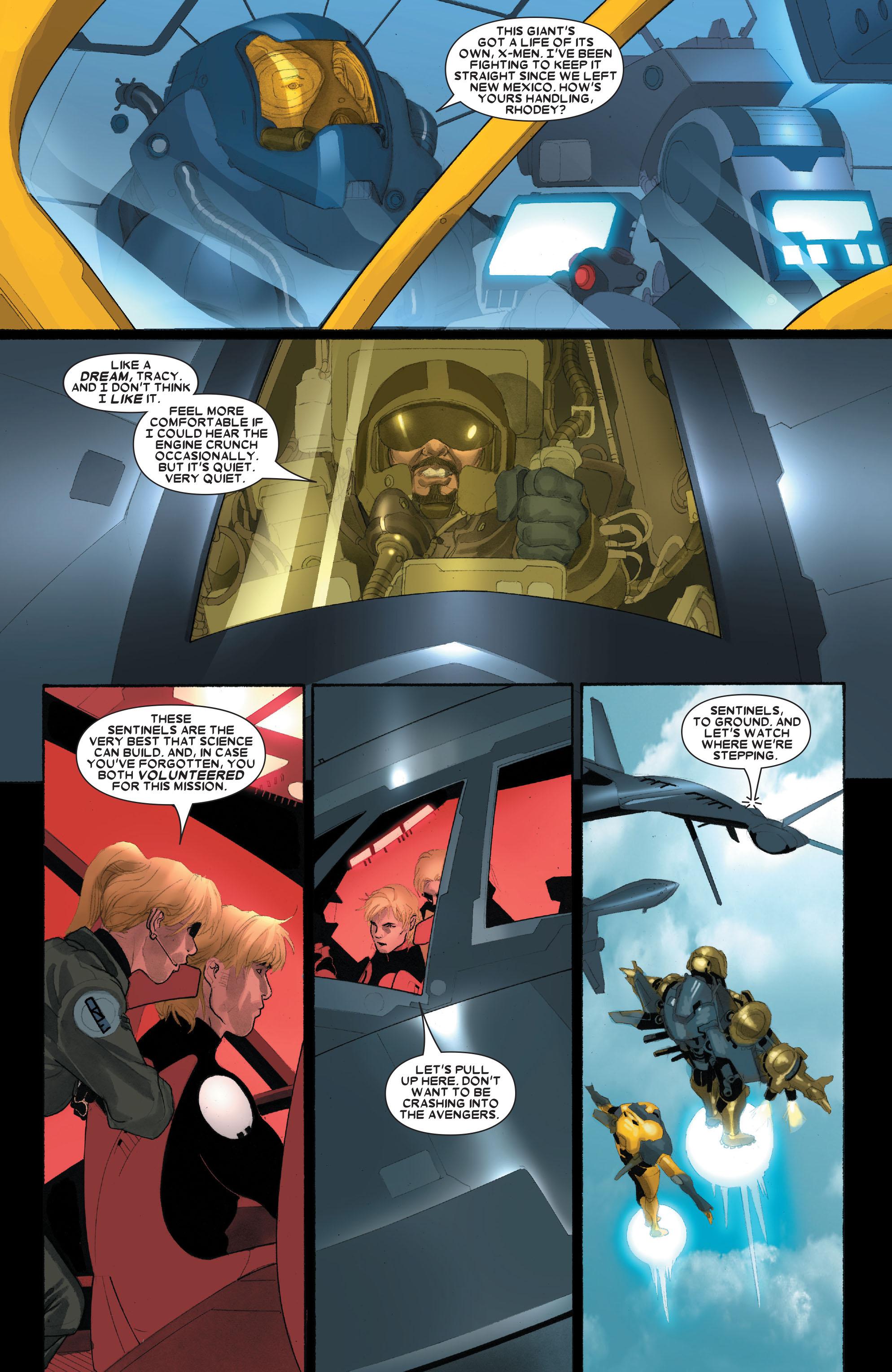 X-Men (1991) 186 Page 5