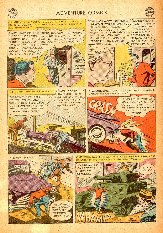 Read online Adventure Comics (1938) comic -  Issue #254 - 14