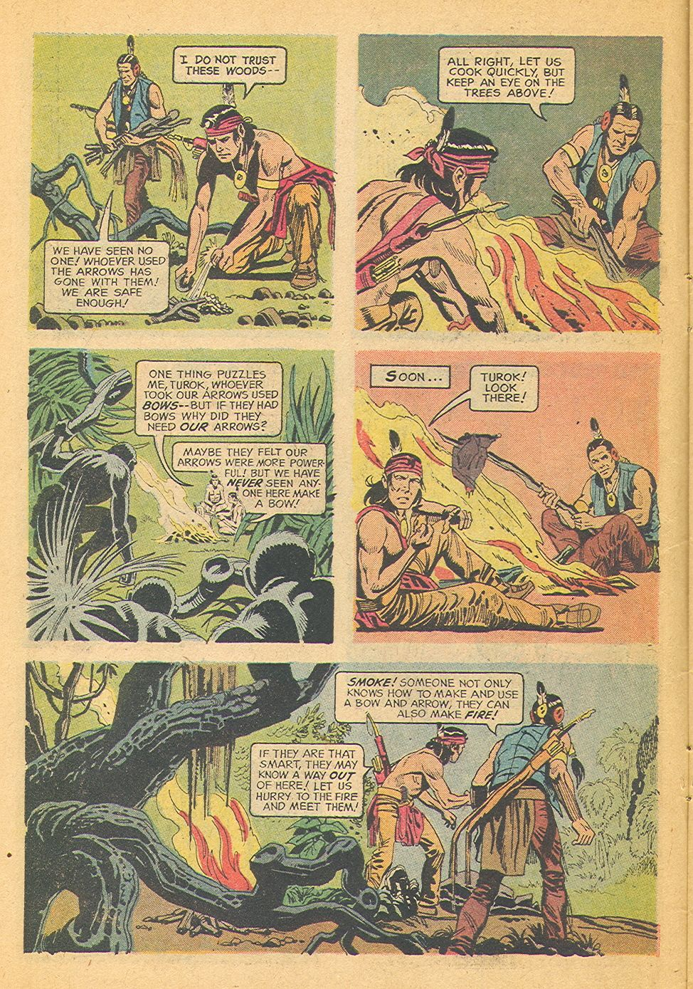 Read online Turok, Son of Stone comic -  Issue #77 - 10