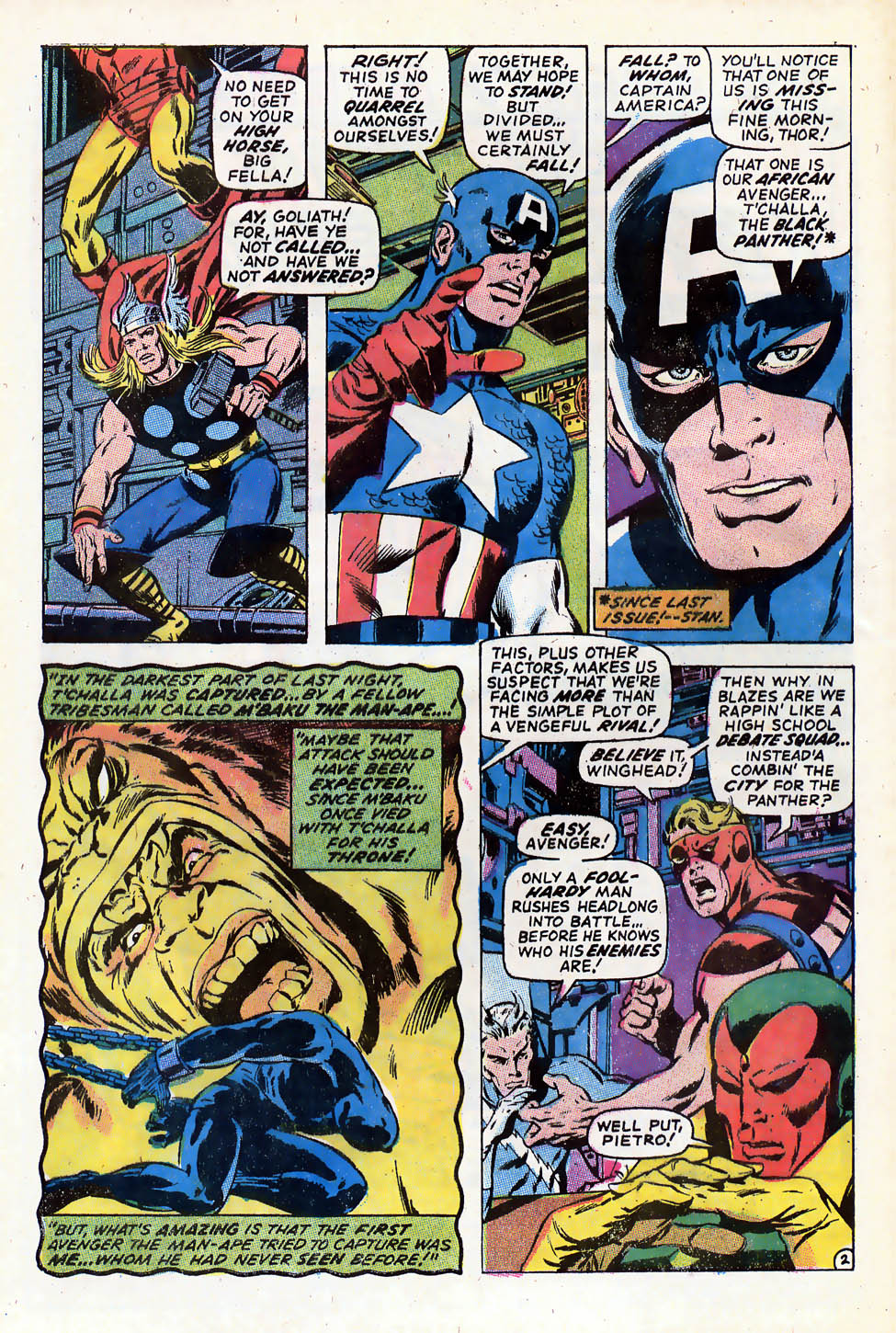 The Avengers (1963) 79 Page 2
