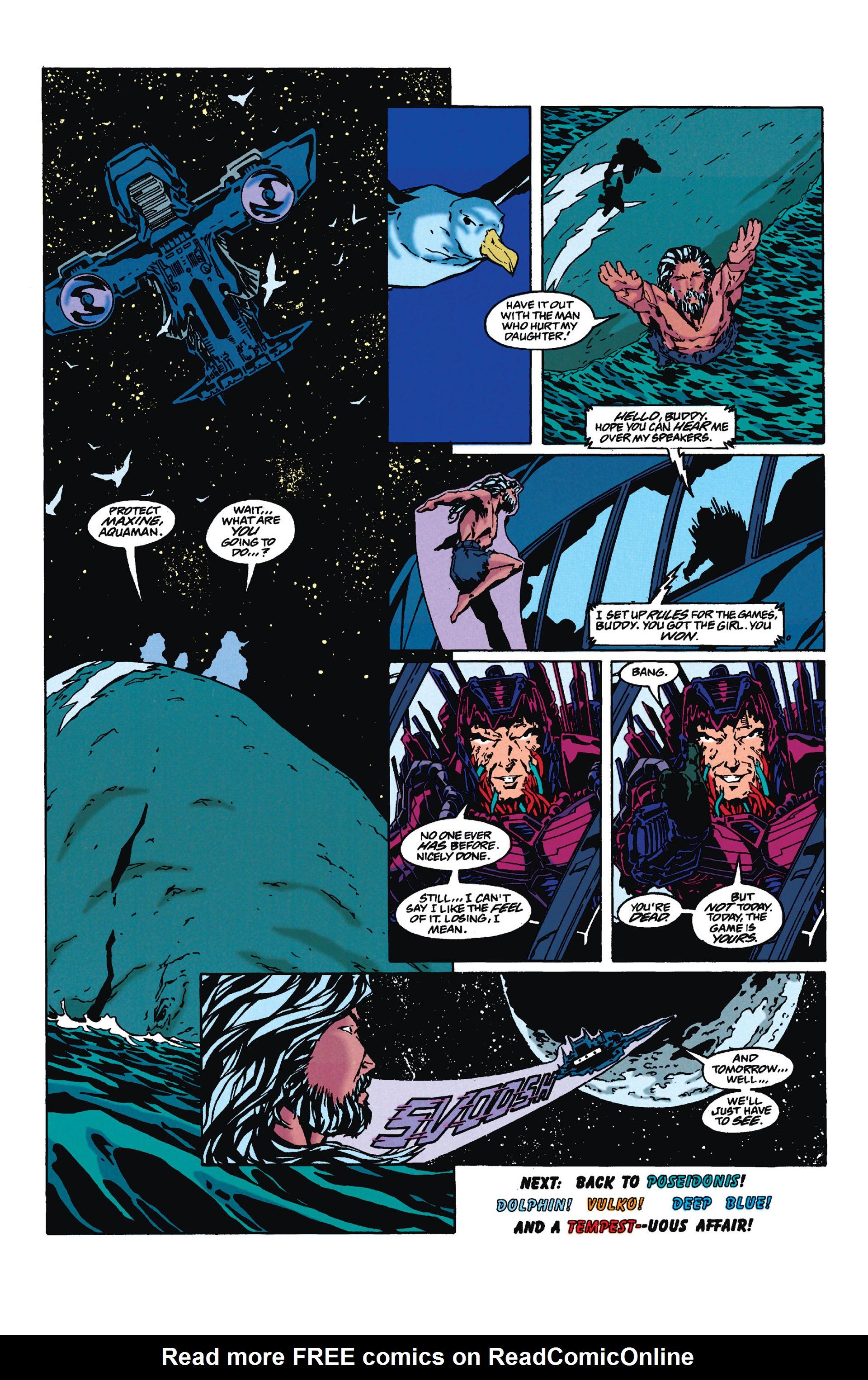 Read online Aquaman (1994) comic -  Issue #35 - 22