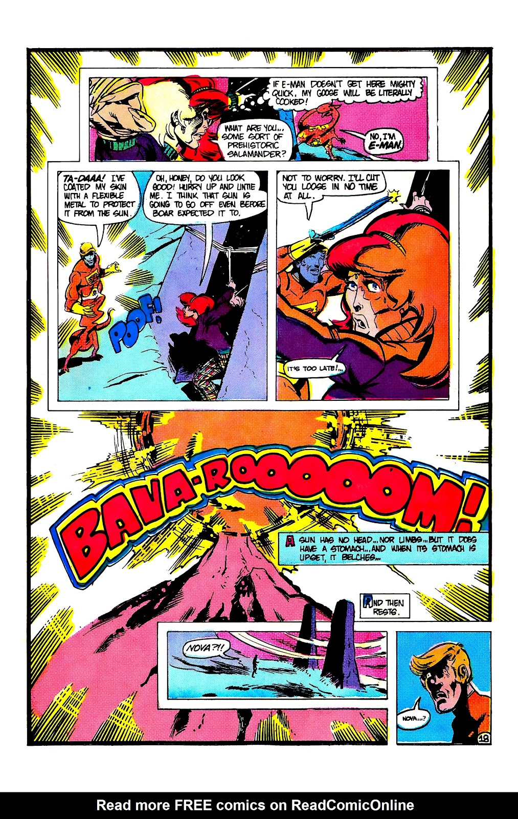 E-Man (1973) issue 8 - Page 25