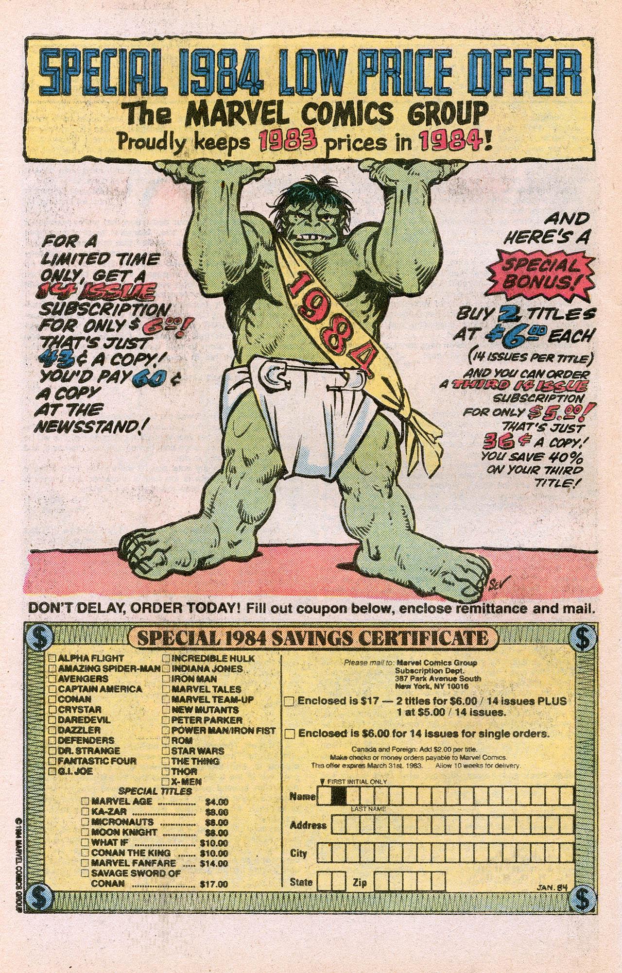 Read online Alpha Flight (1983) comic -  Issue #10 - 34