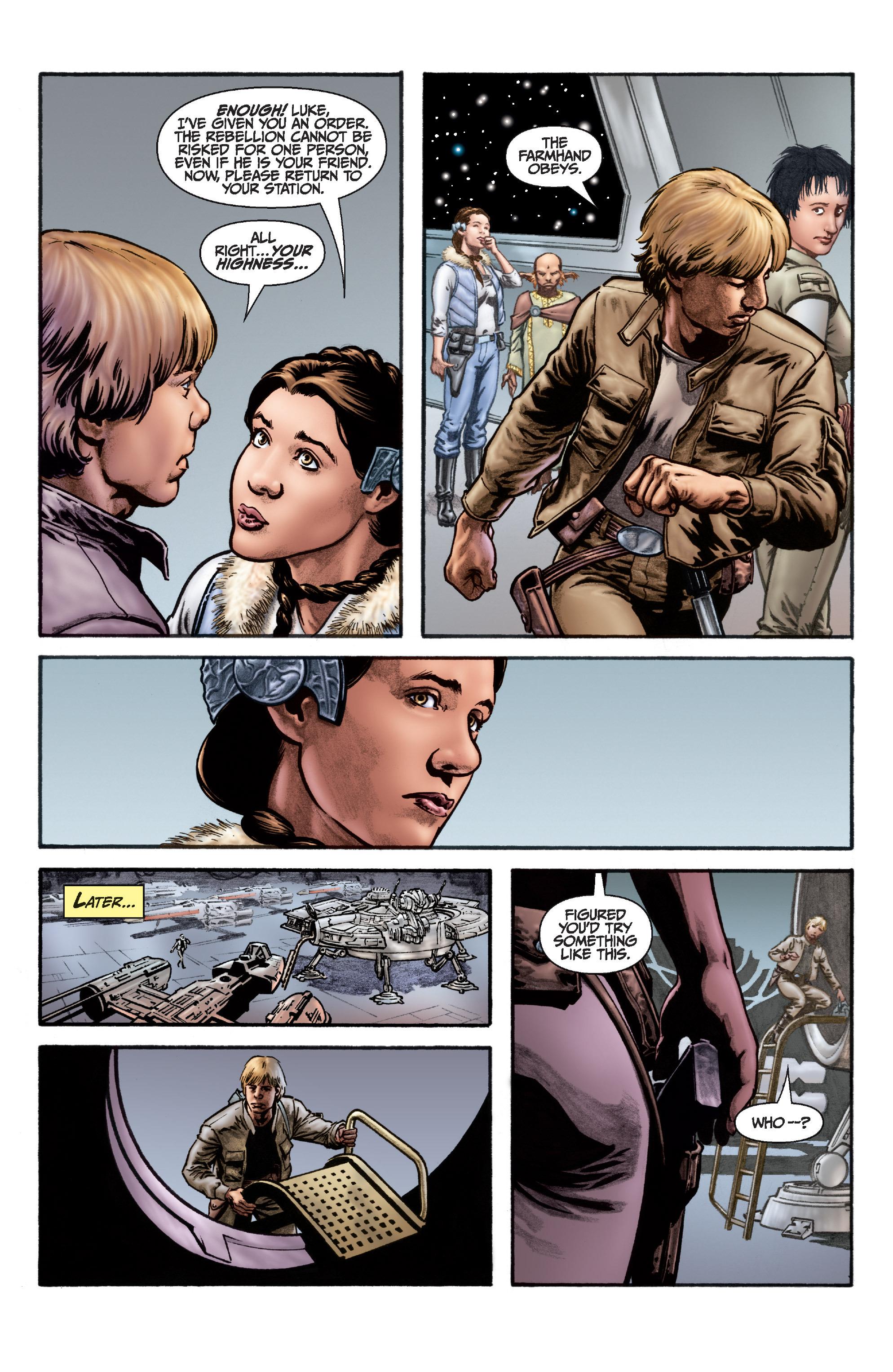 Read online Star Wars Omnibus comic -  Issue # Vol. 22 - 381