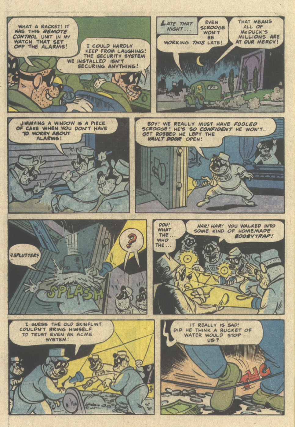 Read online Uncle Scrooge (1953) comic -  Issue #214 - 32