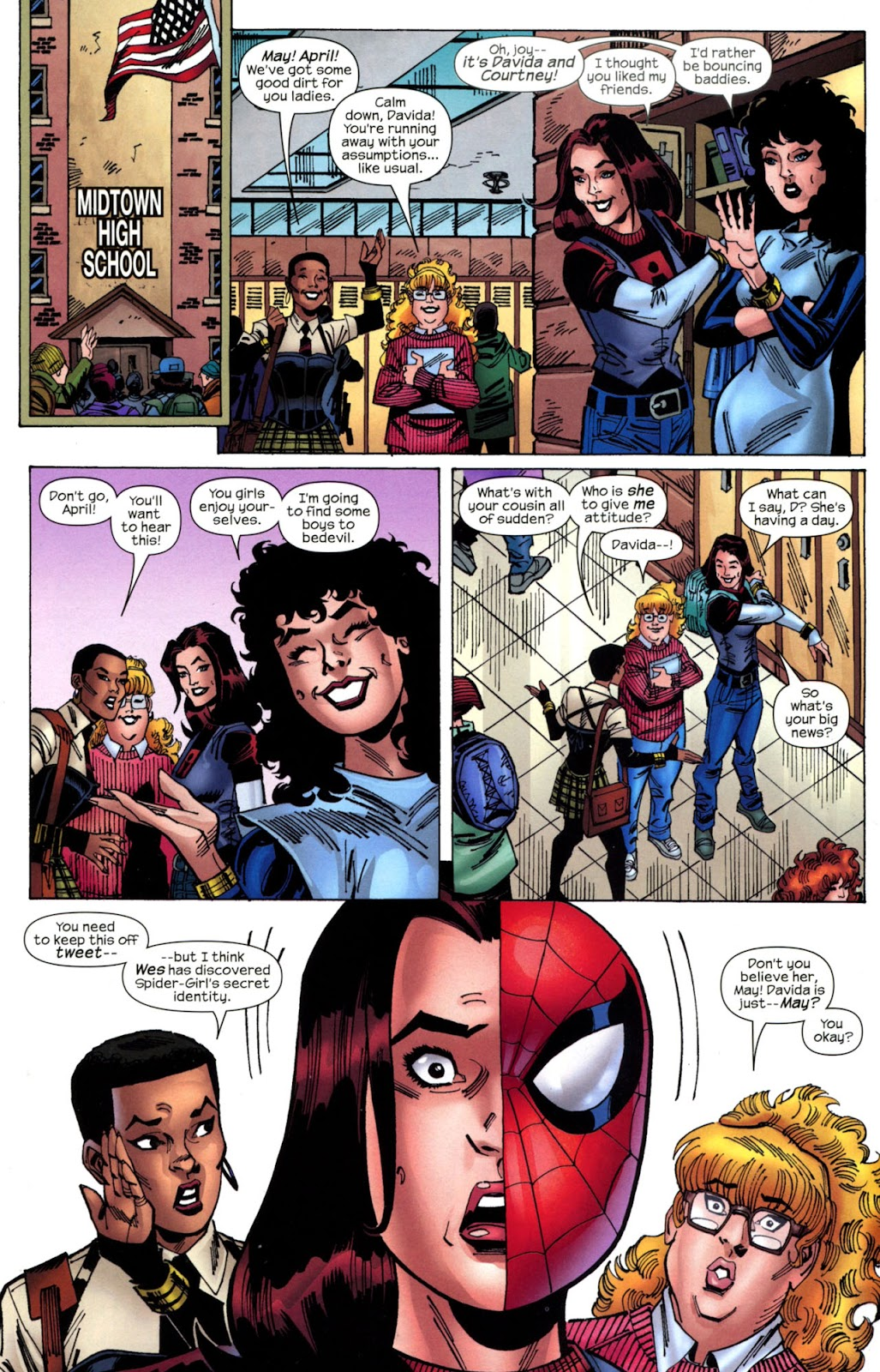 Web of Spider-Man (2009) Issue #5 #5 - English 21