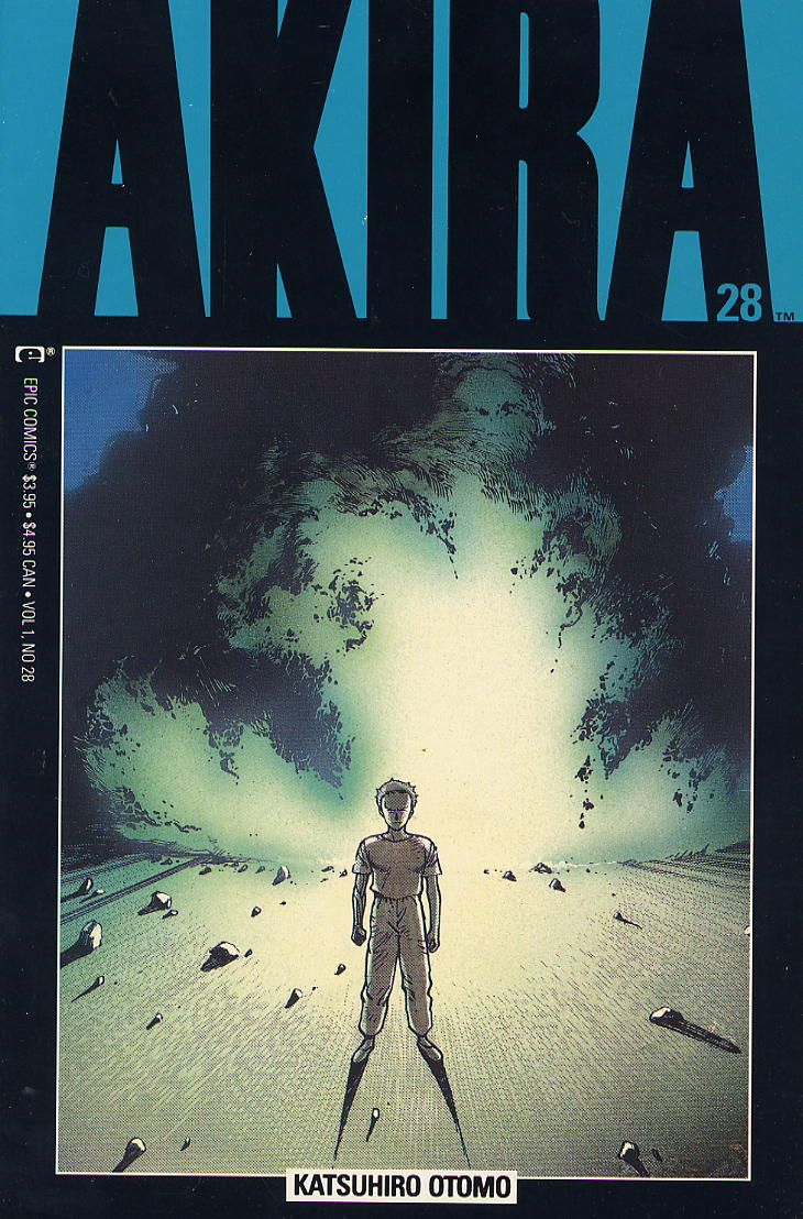 Read online Akira comic -  Issue #28 - 1
