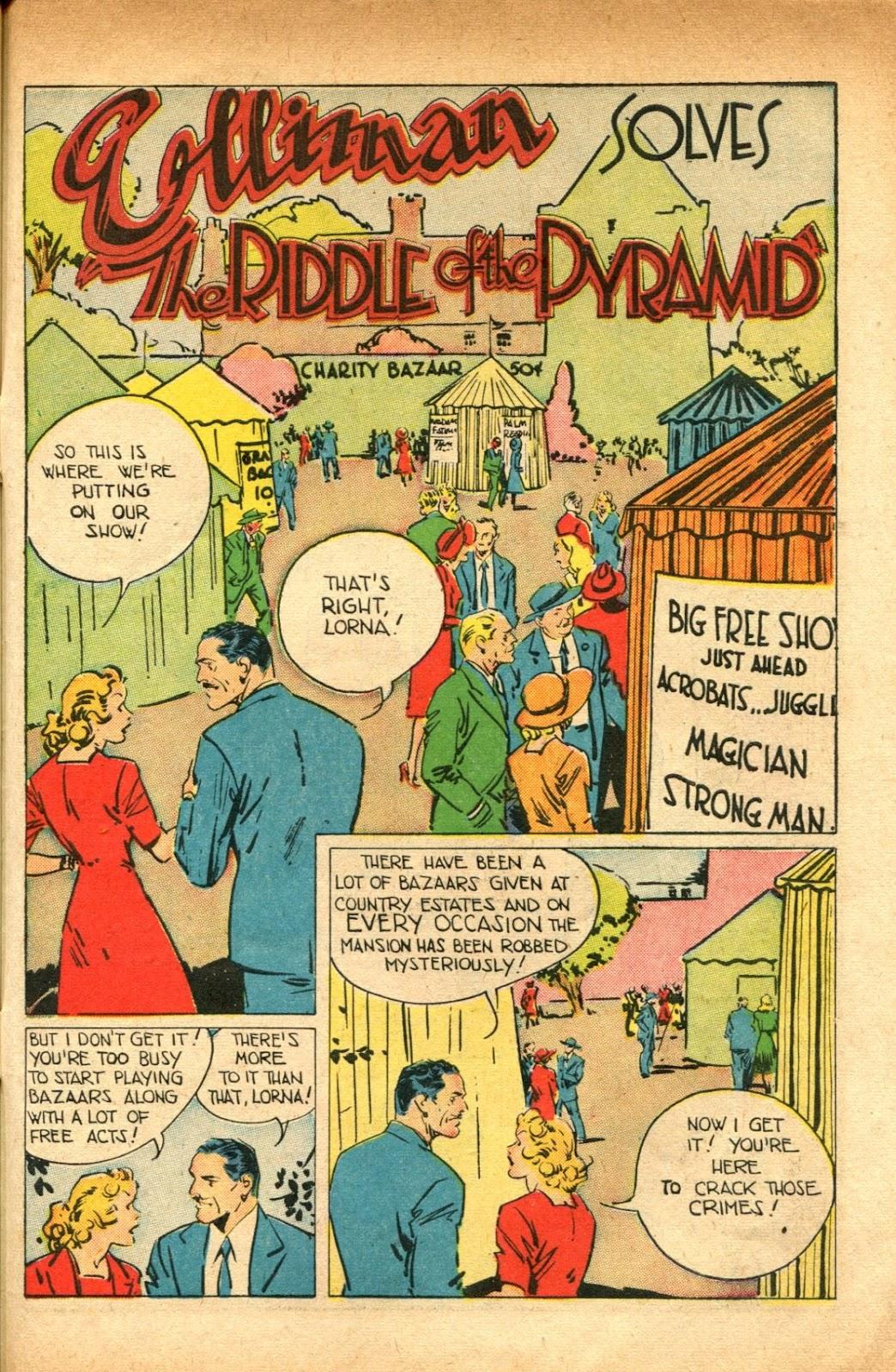 Read online Super-Magician Comics comic -  Issue #51 - 43