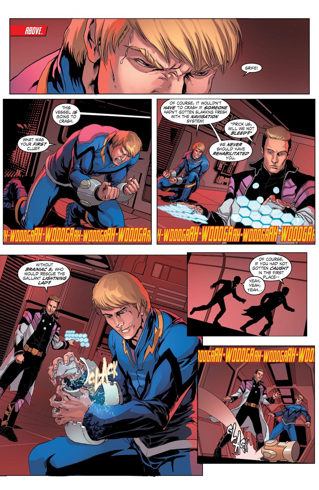 Read online Smallville Season 11 [II] comic -  Issue # TPB 4 - 21