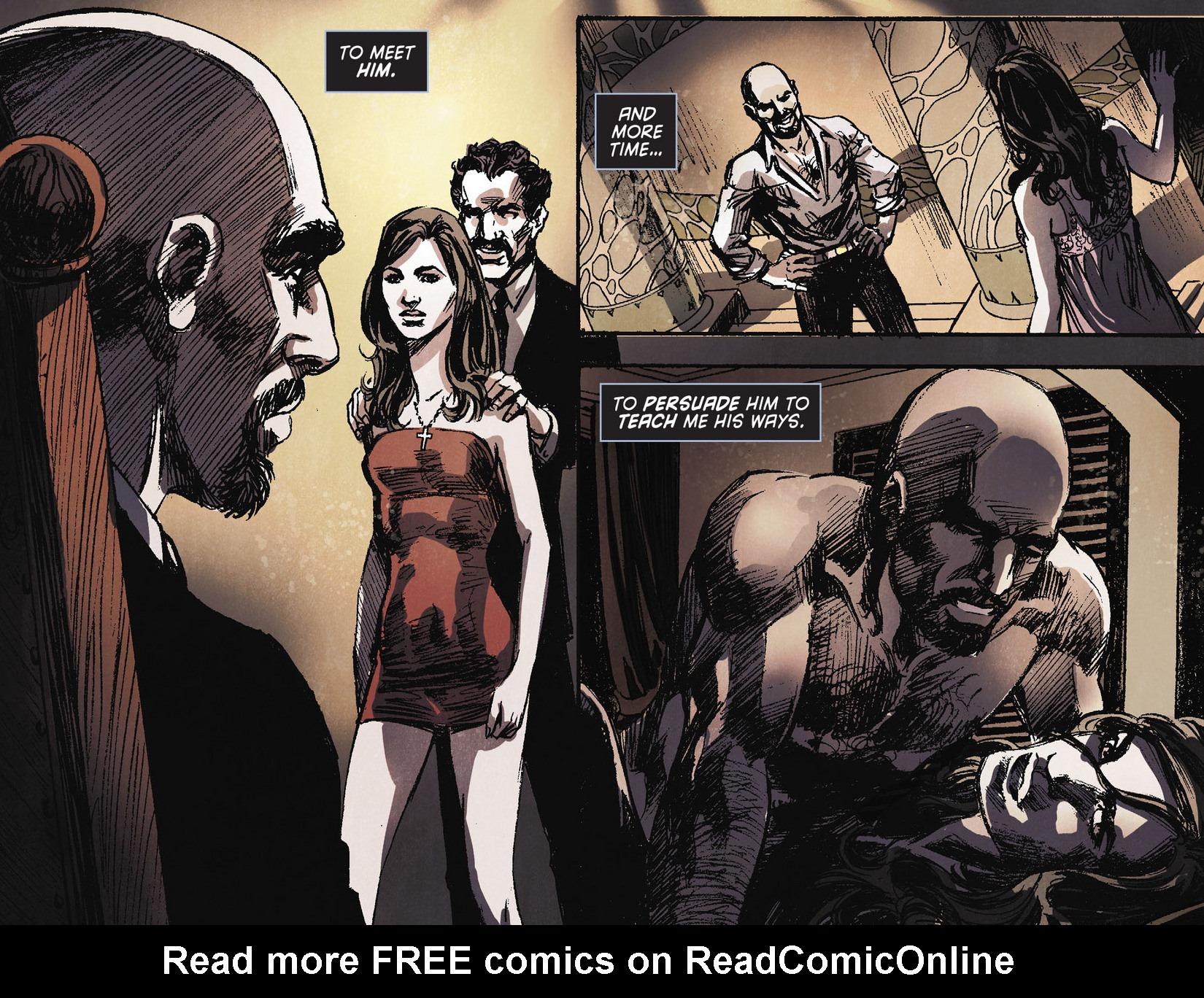 Read online Arrow [II] comic -  Issue #11 - 14