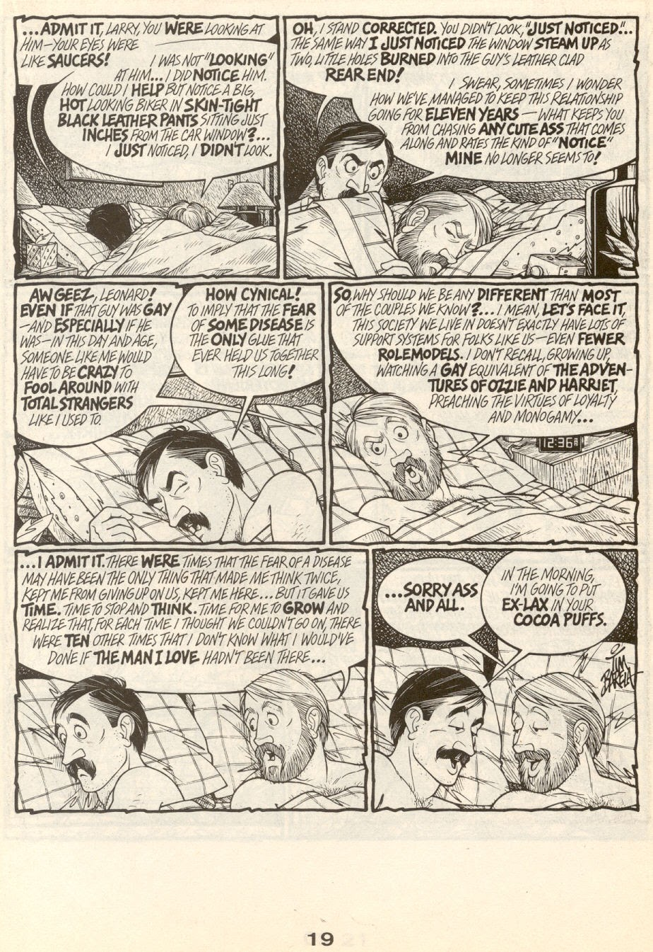 Gay Comix (Gay Comics) issue _Special_1 - Page 22