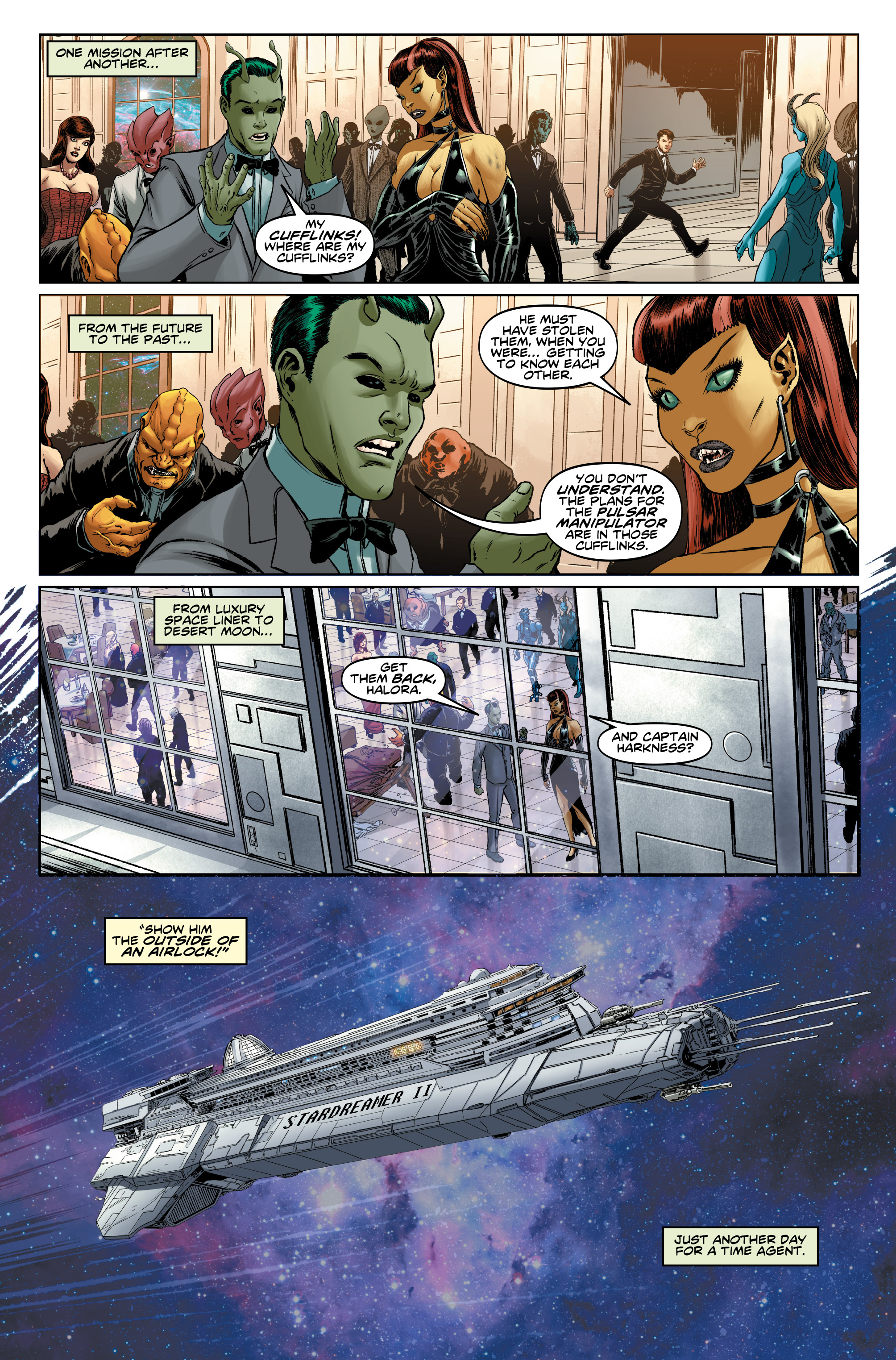 Read online Doctor Who: The Ninth Doctor (2016) comic -  Issue #13 - 6
