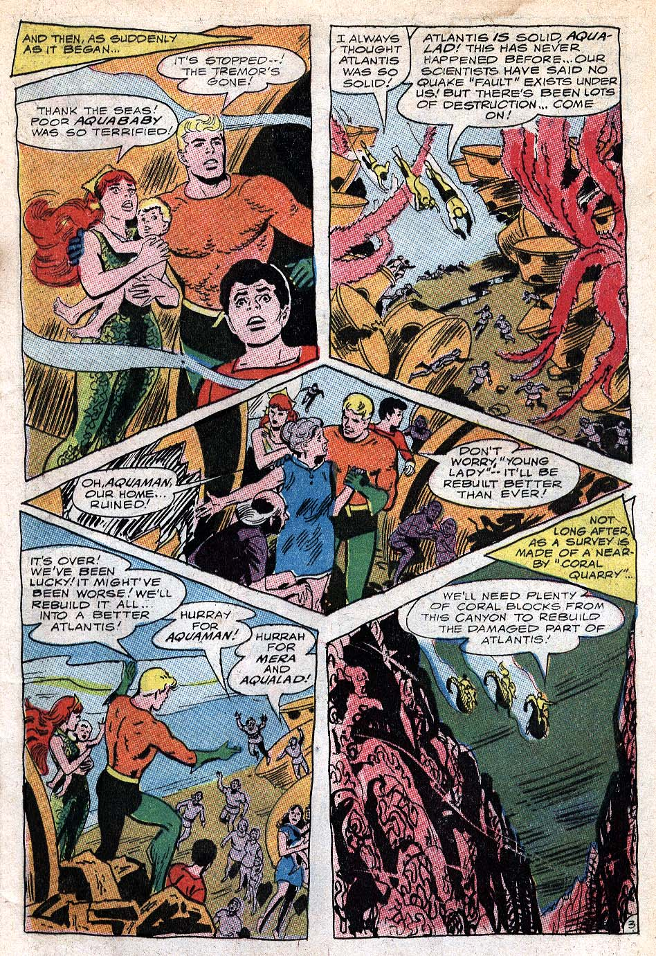 Read online Aquaman (1962) comic -  Issue #32 - 5