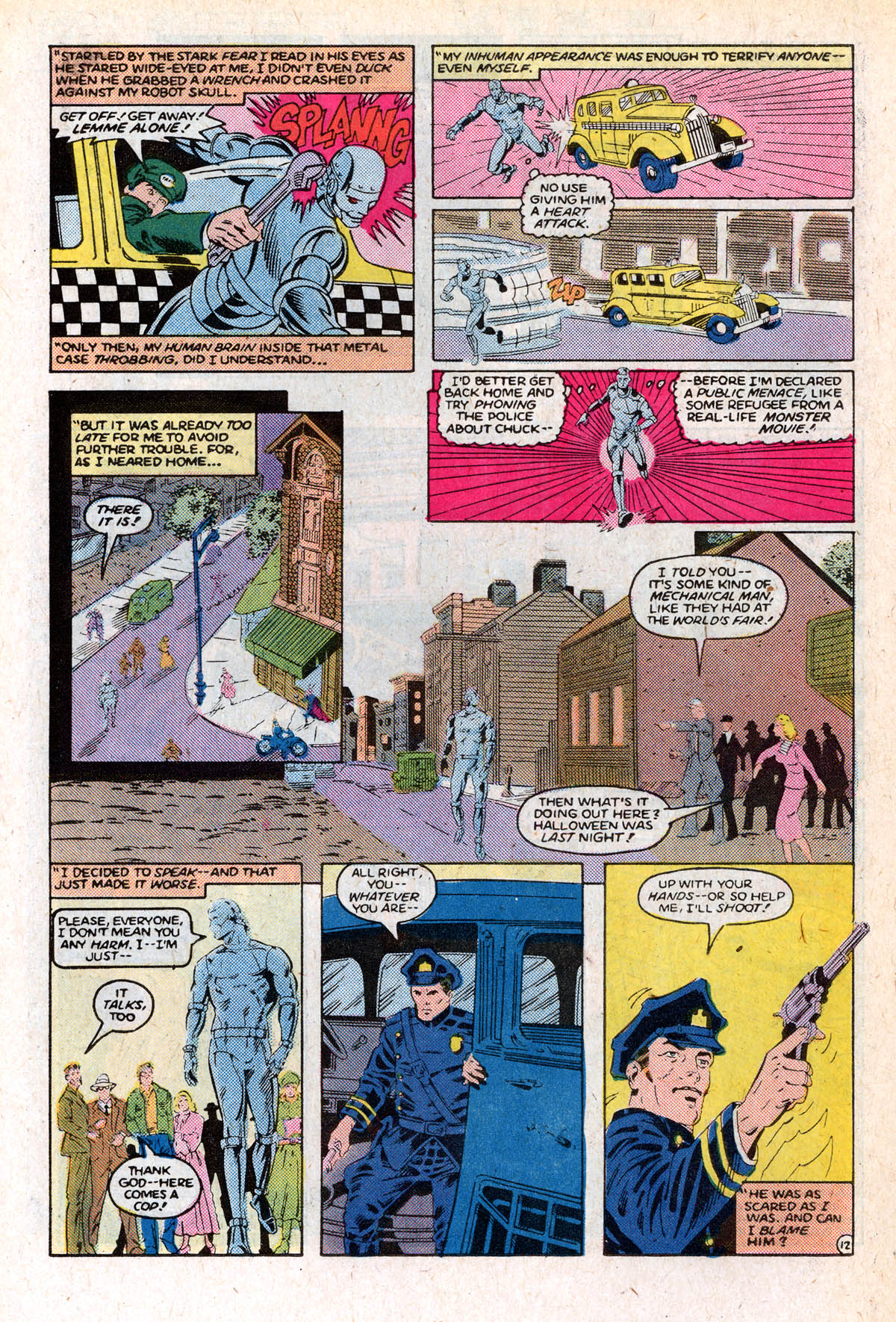 Read online All-Star Squadron comic -  Issue #63 - 18