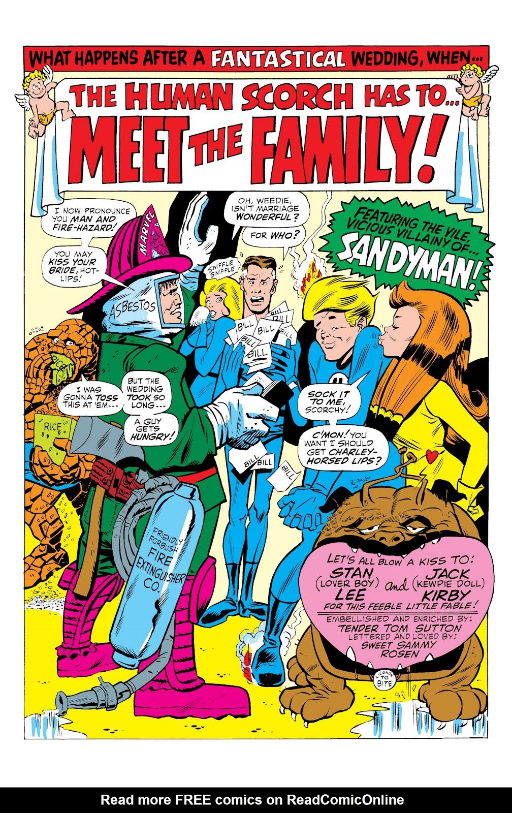 Read online Marvel Masterworks: The Inhumans comic -  Issue # TPB 1 (Part 3) - 18