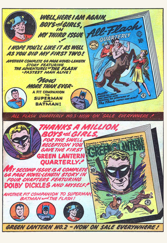 Read online Sensation (Mystery) Comics comic -  Issue #3 - 48