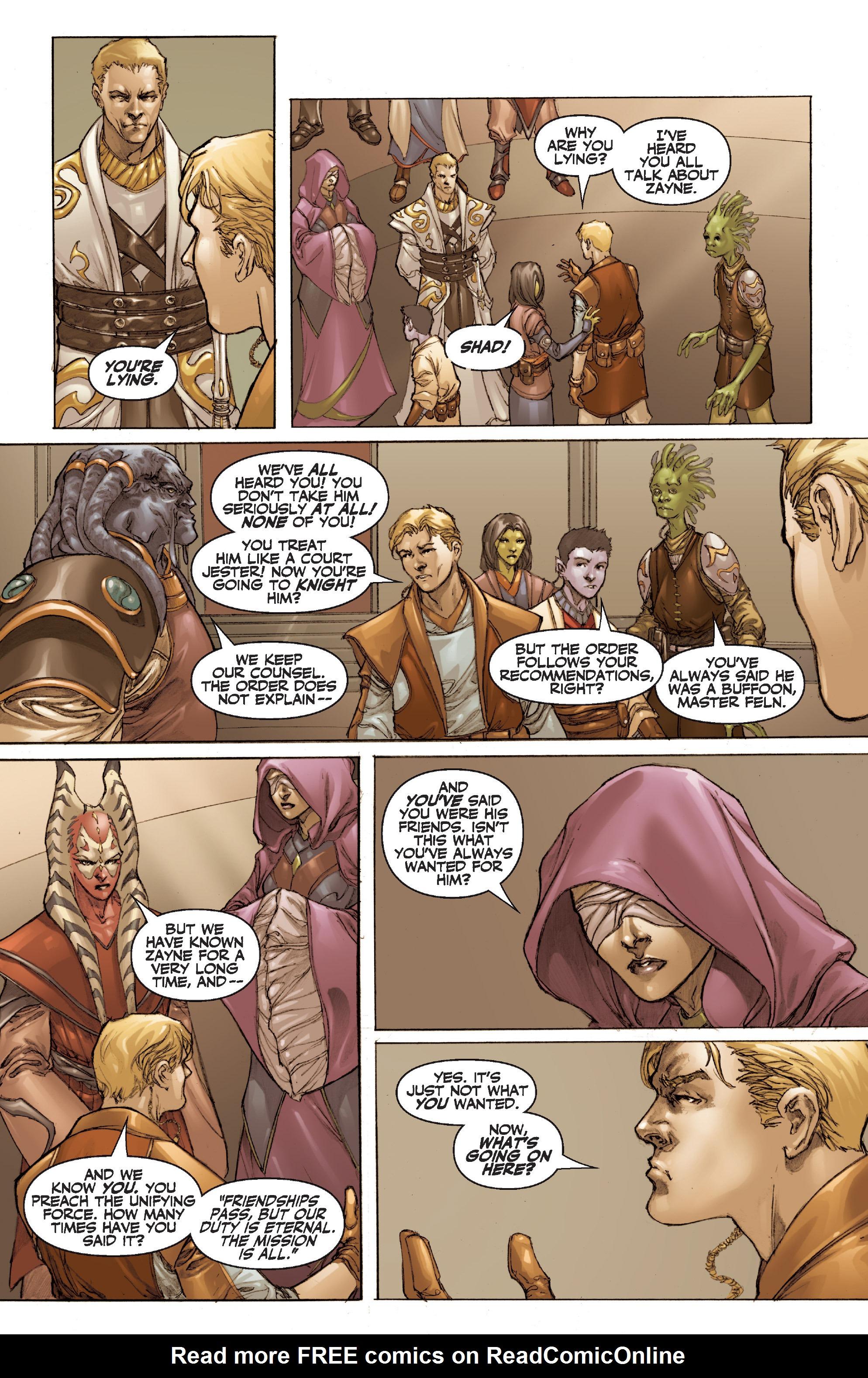 Read online Star Wars Omnibus comic -  Issue # Vol. 29 - 130