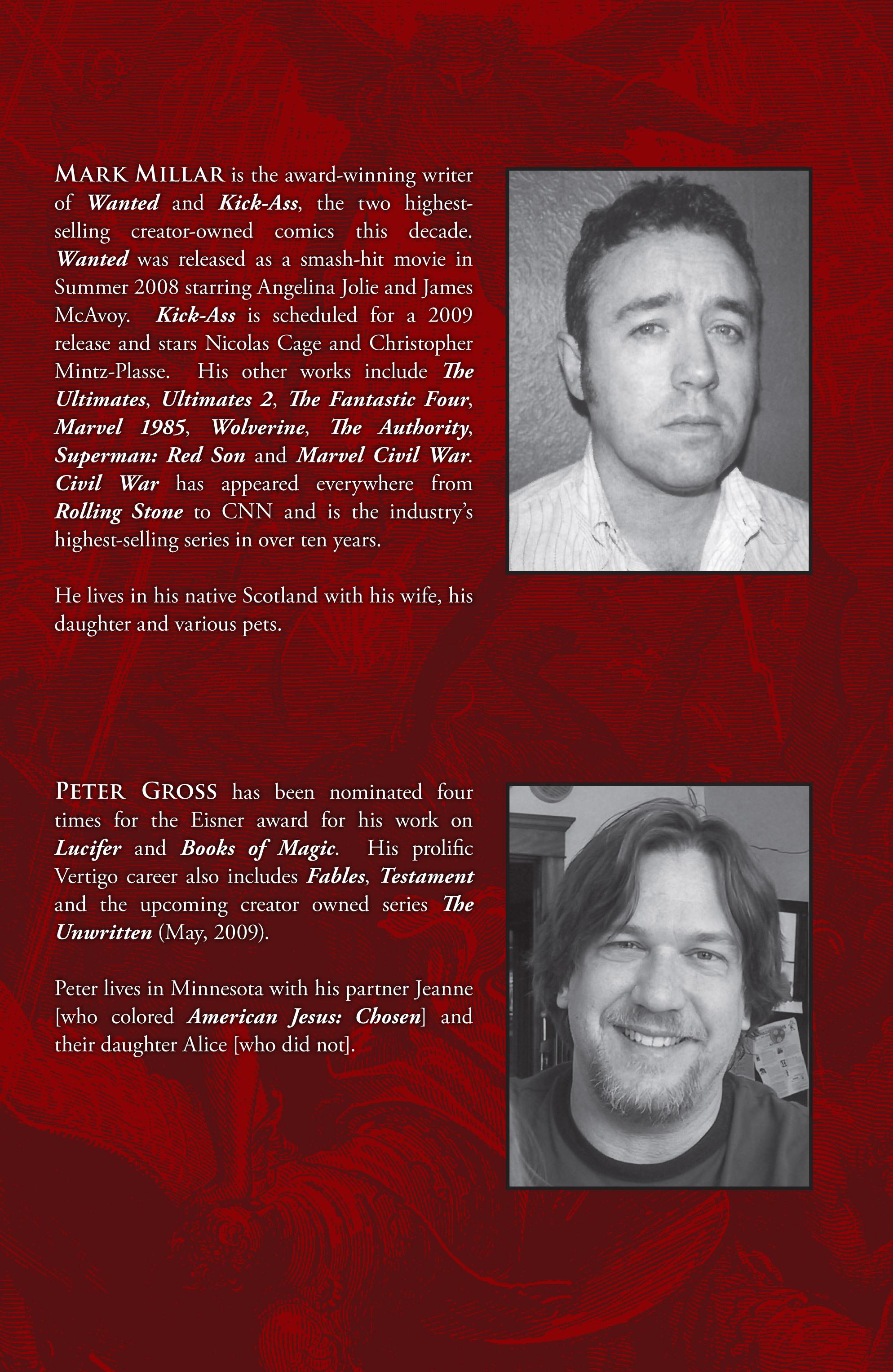 Read online American Jesus comic -  Issue # TPB - 97