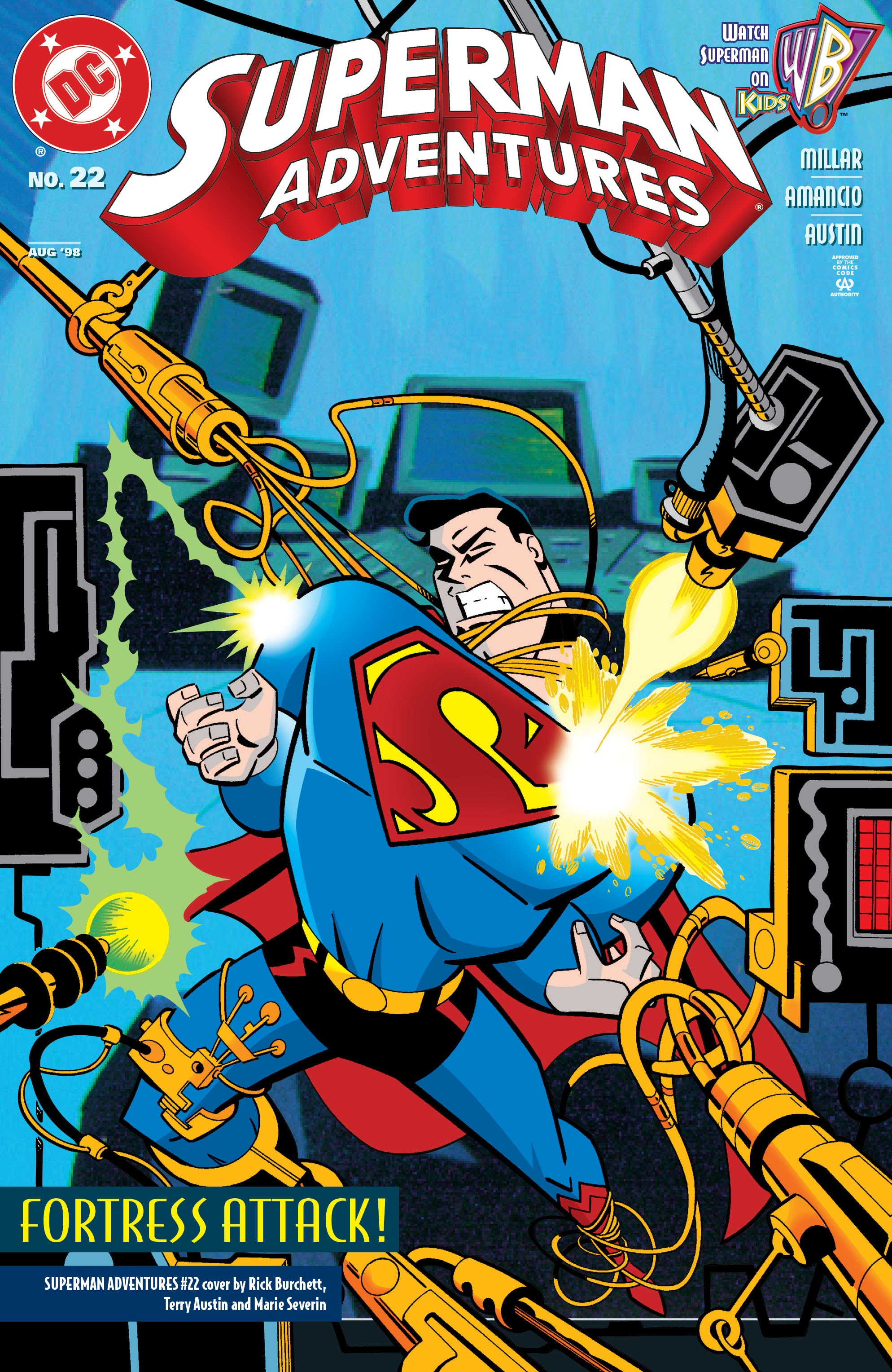 Superman Adventures #_2017_Edition_TPB_3_(Part_2) #81 - English 52