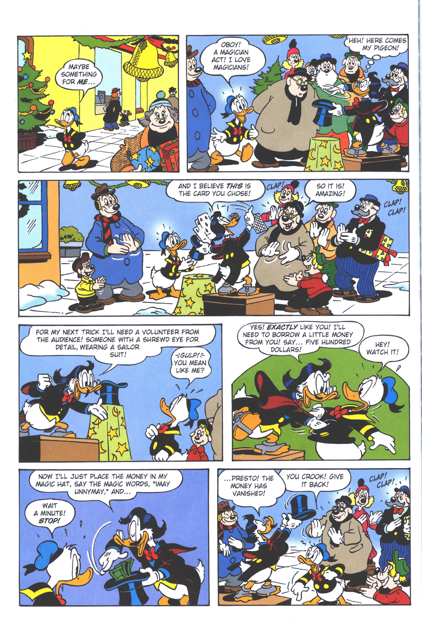 Read online Uncle Scrooge (1953) comic -  Issue #382 - 60